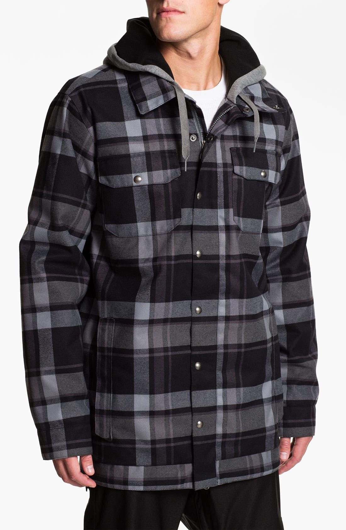 Alternate Image 1 Selected - Burton 'Hacket' Jacket