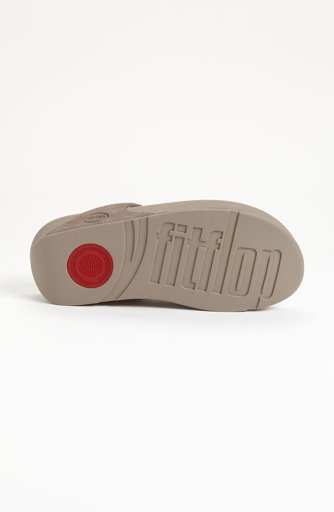 Alternate Image 4  - FitFlop Sandal