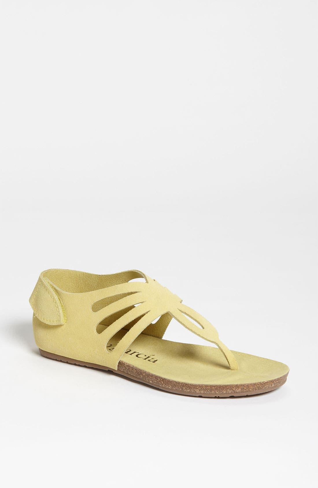 Alternate Image 1 Selected - Pedro Garcia 'Jules' Flat Sandal