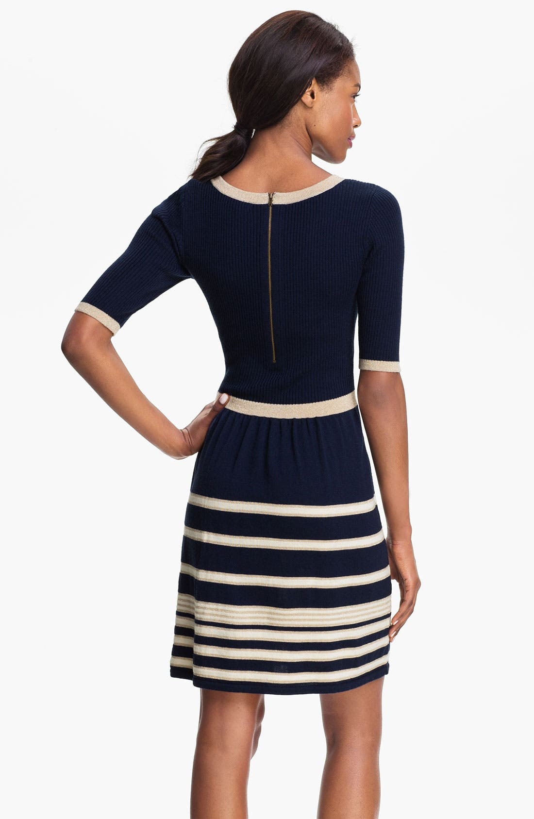 Alternate Image 2  - Lilly Pulitzer® 'Joanna' Fit & Flare Sweater Dress