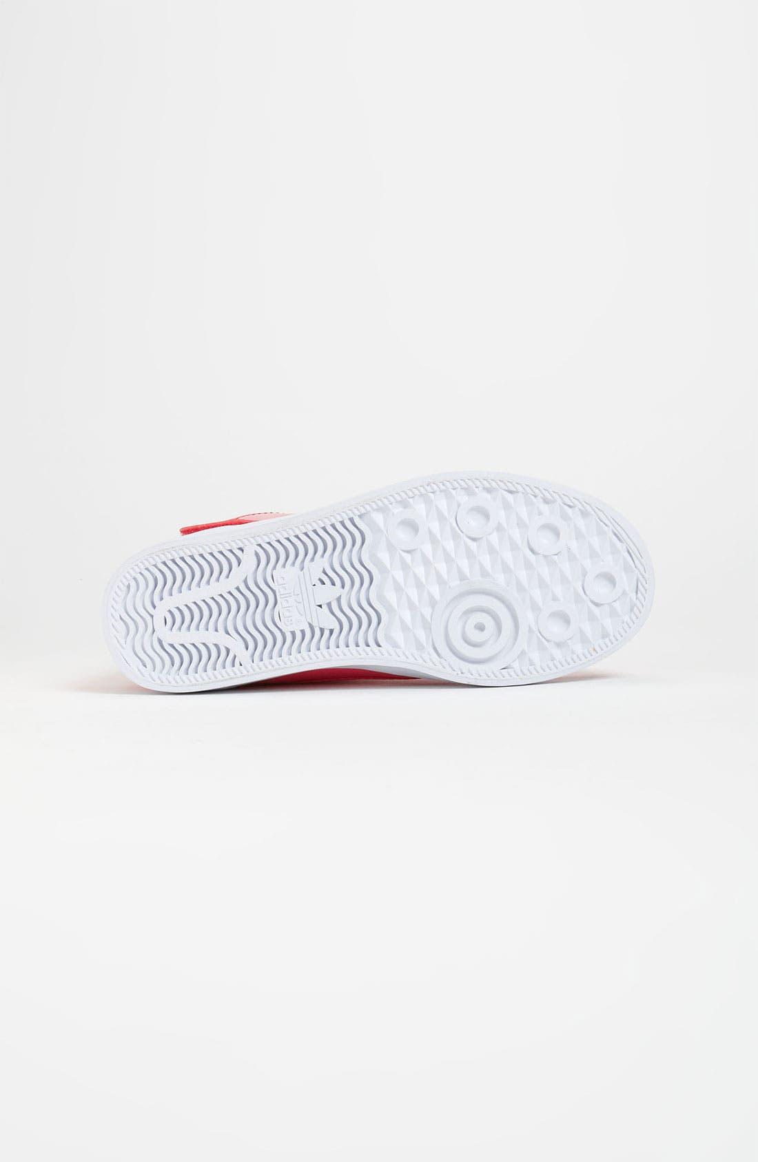 Alternate Image 4  - adidas 'AR 2.0' Sneaker (Toddler & Little Kid)