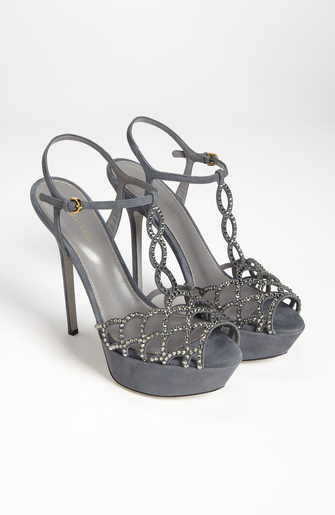 Alternate Image 4  - Sergio Rossi 'Vague' Platform Sandal