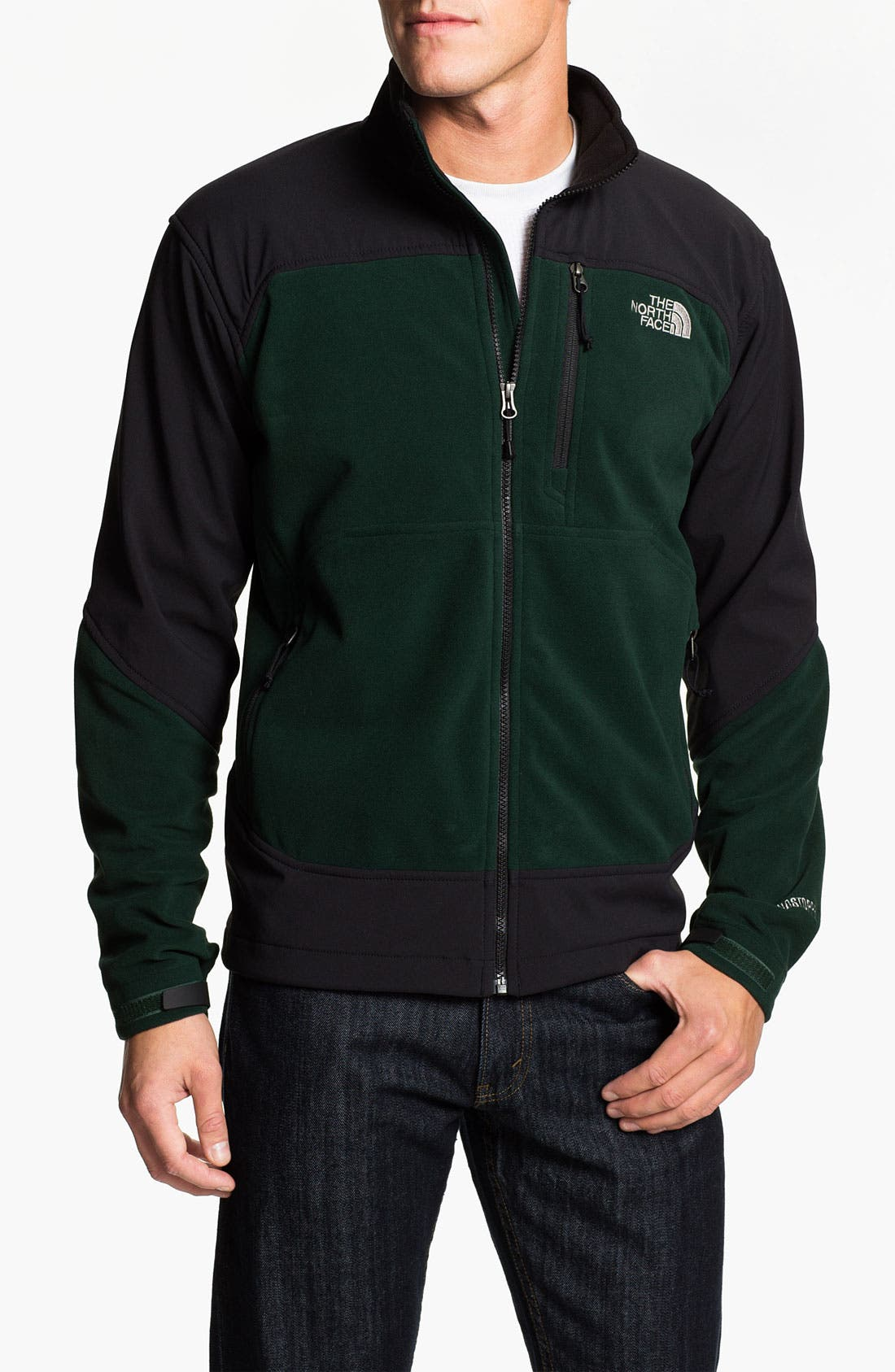 Alternate Image 1 Selected - The North Face 'Pamir' GORE WINDSTOPPER® Fleece Jacket