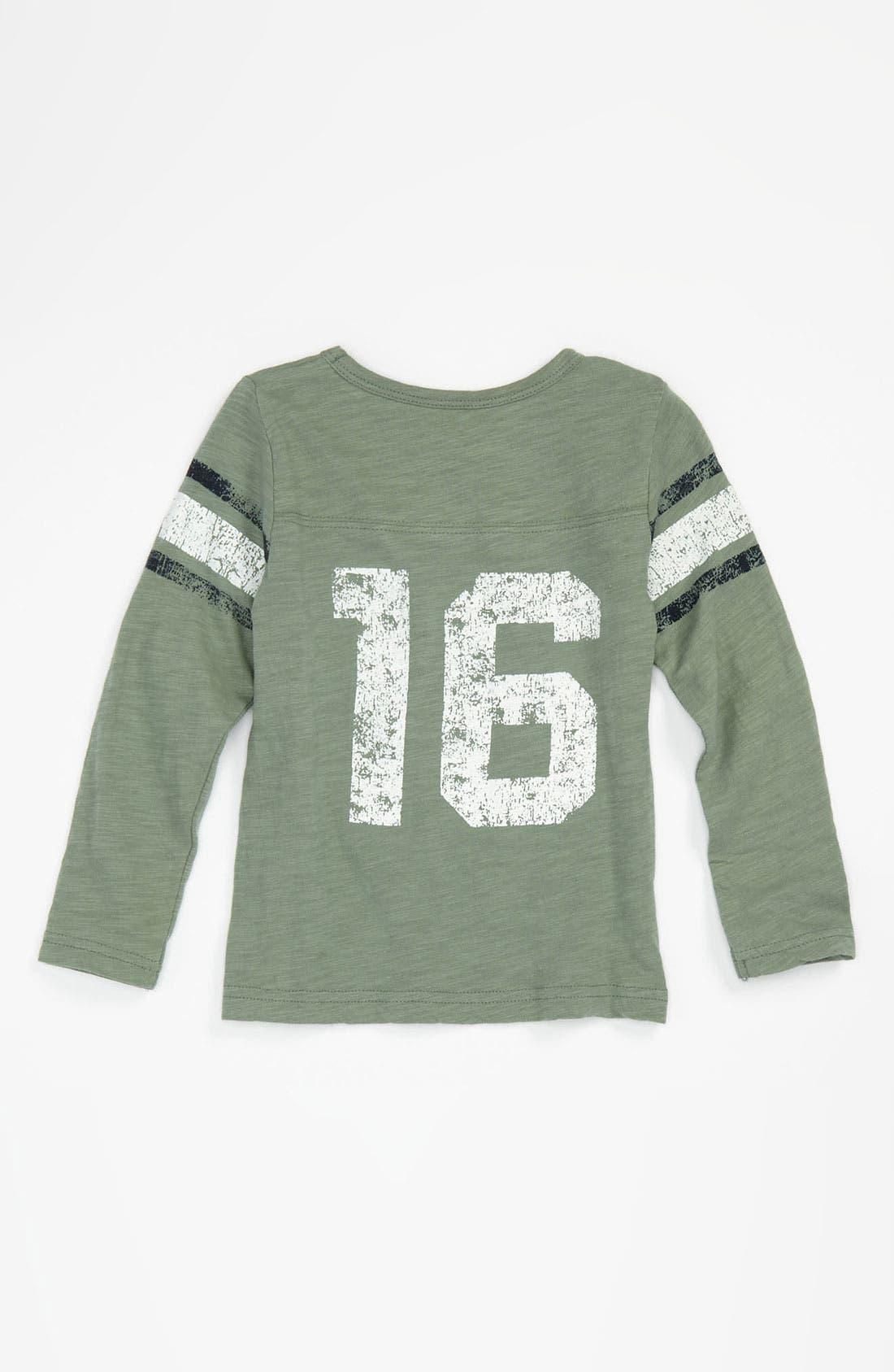 Alternate Image 2  - Peek '16' Sport Jersey (Infant)