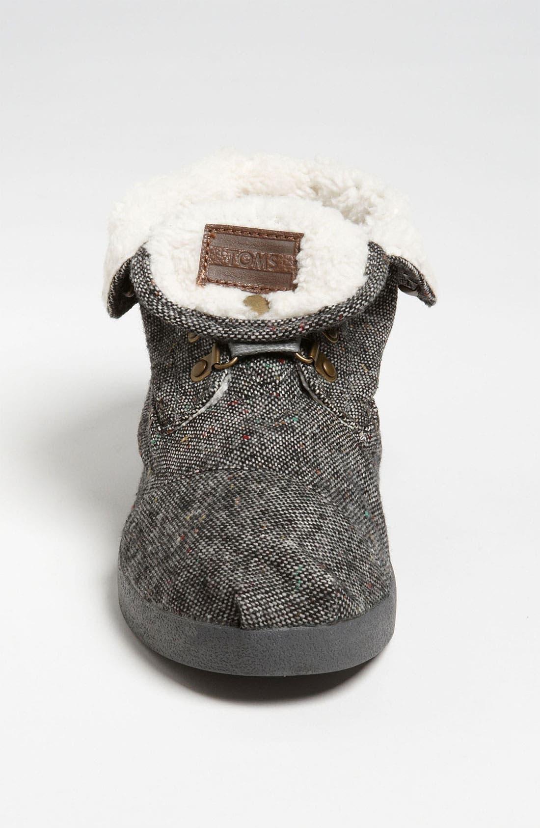 Alternate Image 3  - TOMS 'Botas Highlands - Holden' Fleece Boot (Men) (Nordstrom Exclusive)