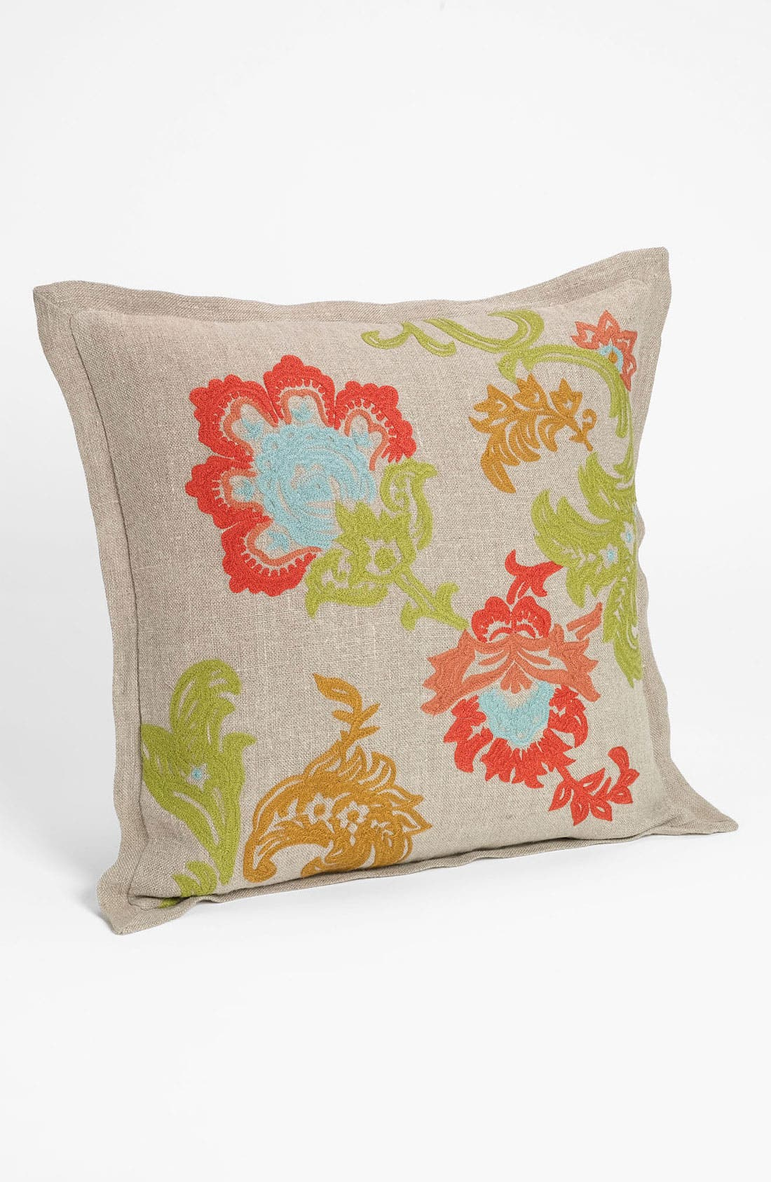 Alternate Image 1 Selected - Villa Home Collection 'Triumph Floral' Pillow