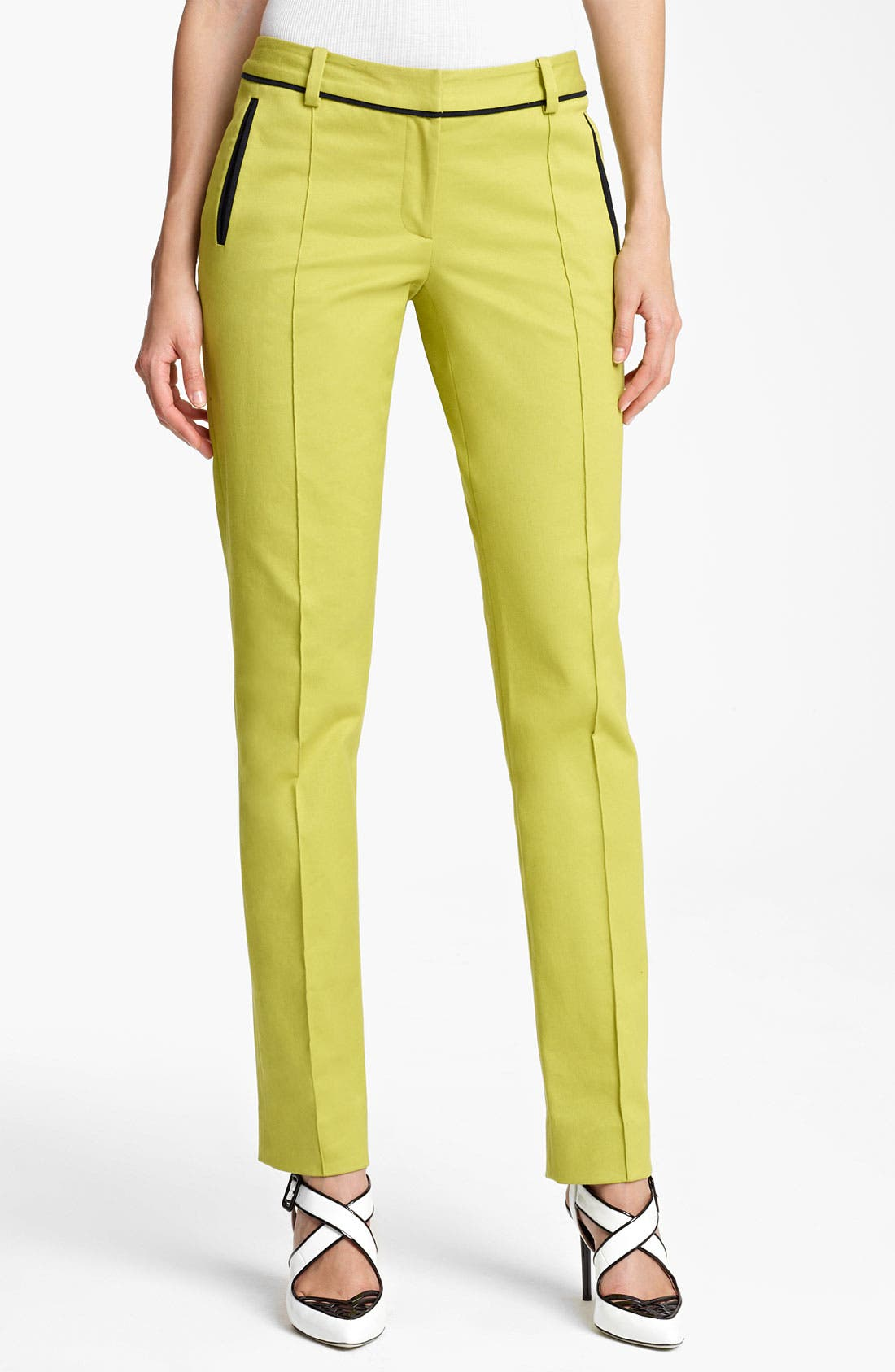 Alternate Image 1 Selected - Jason Wu Cotton Twill Pants