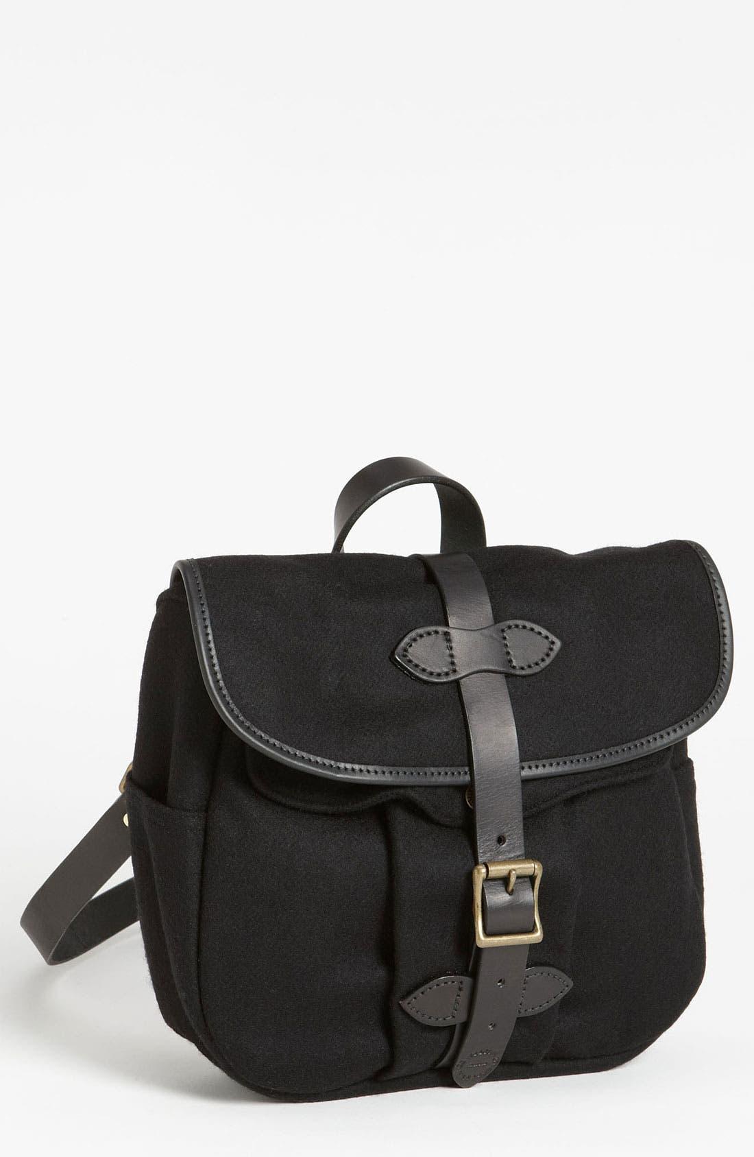 Alternate Image 1 Selected - Filson Small Wool Field Bag