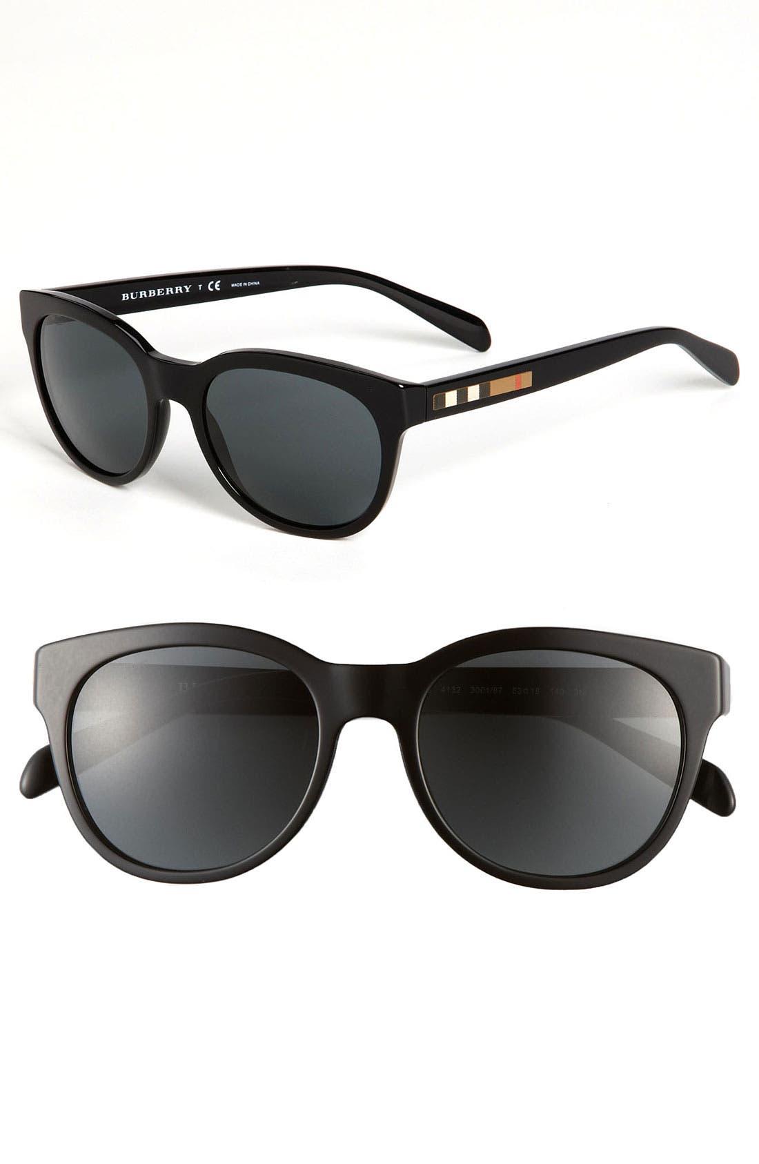 Alternate Image 1 Selected - Burberry Sunglasses