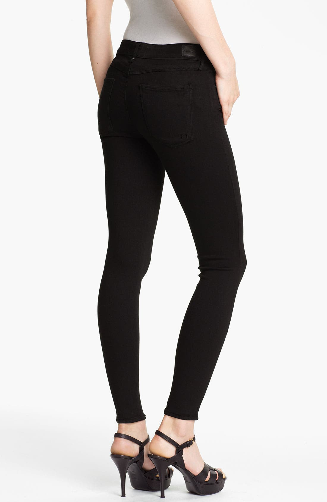 Alternate Image 2  - Habitual 'Sublime Grace' High Rise Skinny Jeans