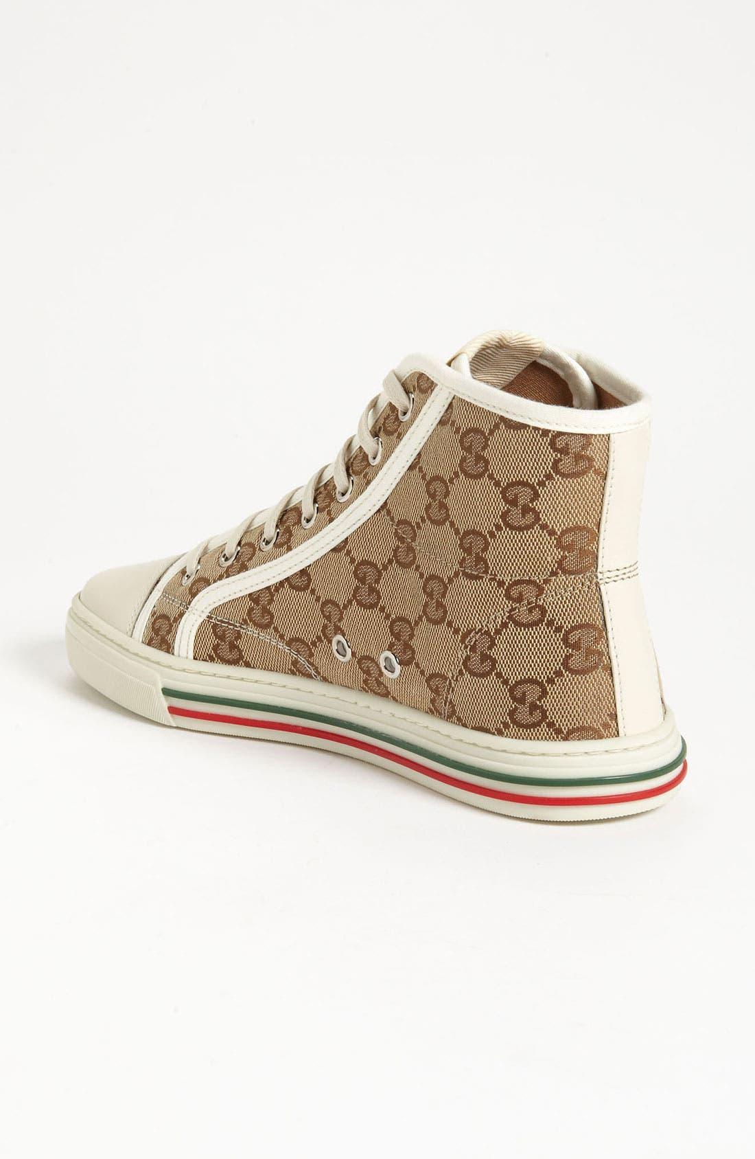 Alternate Image 2  - Gucci 'California' High Top Sneaker