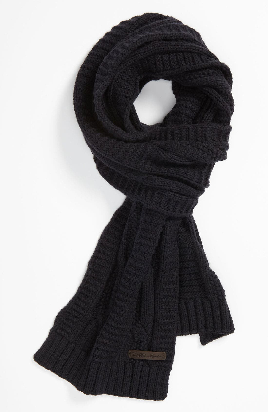 Alternate Image 1 Selected - Ted Baker London Cable Knit Scarf