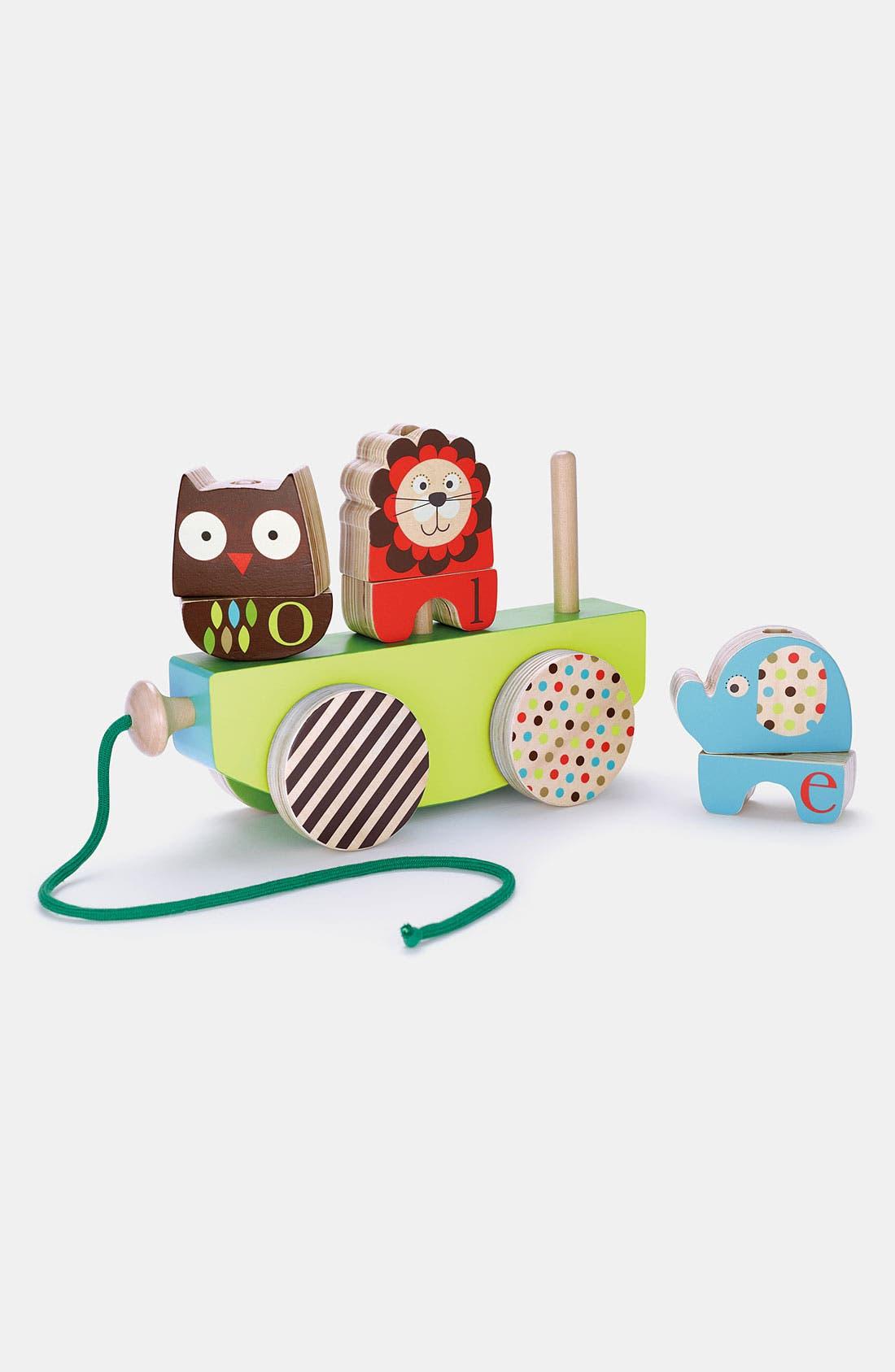 Alternate Image 3  - Skip Hop Stack Rock & Pull Toy