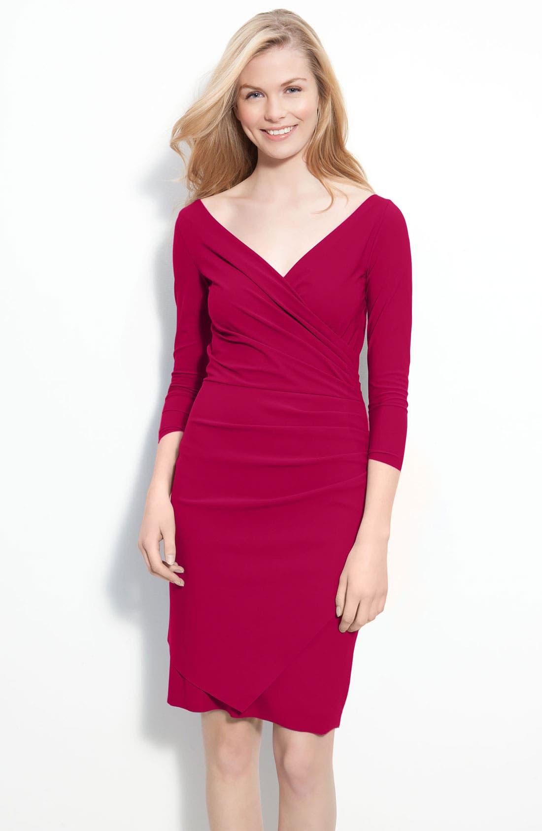 Main Image - La Petite Robe by Chiara Boni 'Calantine' Dress