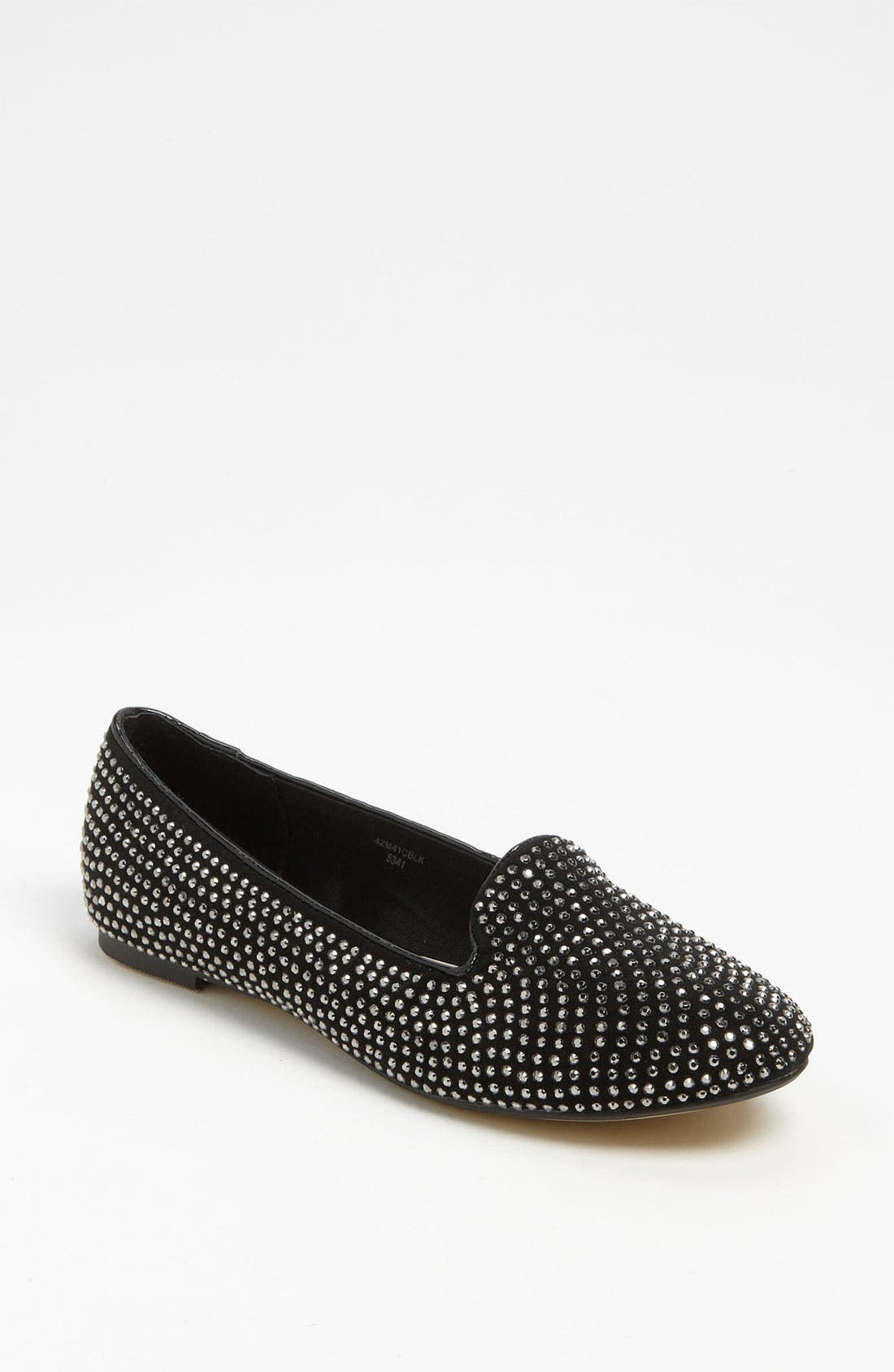 Alternate Image 1 Selected - Topshop 'Gem' Flat