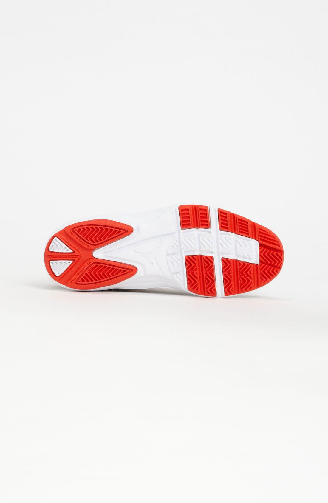Alternate Image 4  - Nike 'Jordan Aero Flight' Sneaker (Toddler & Little Kid)