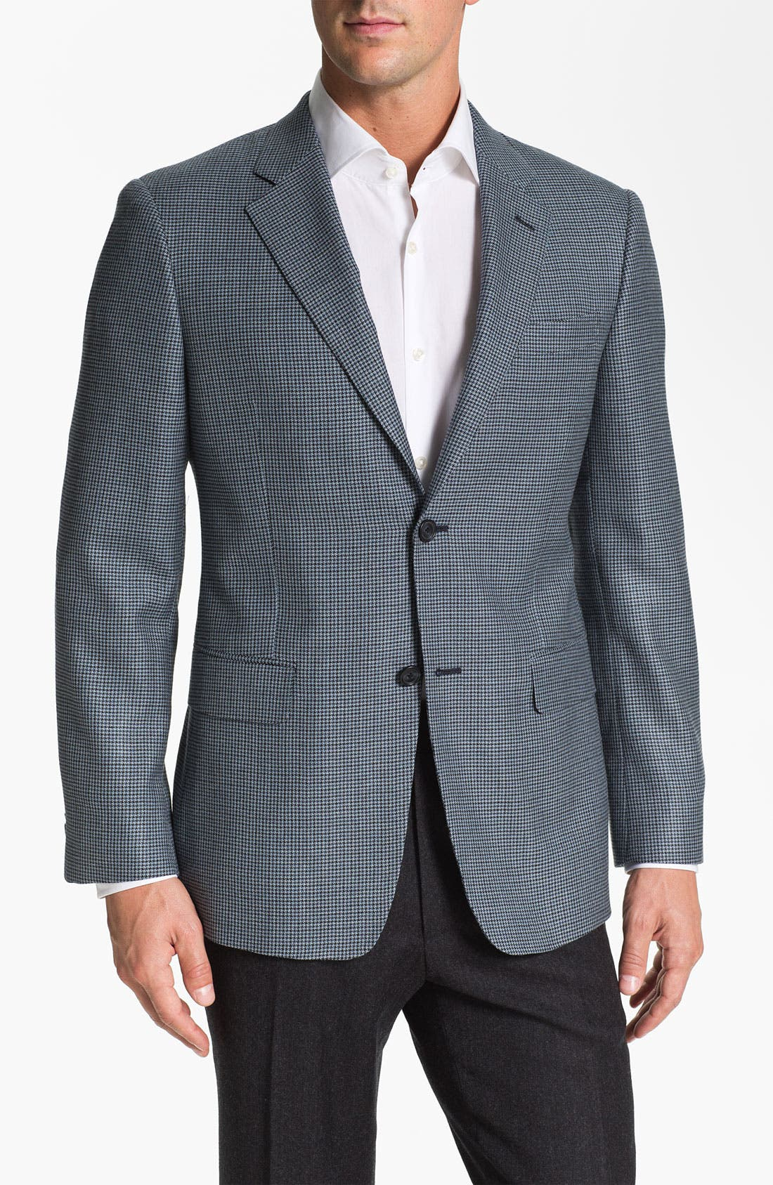 Alternate Image 1 Selected - John W. Nordstrom® Check Sportcoat