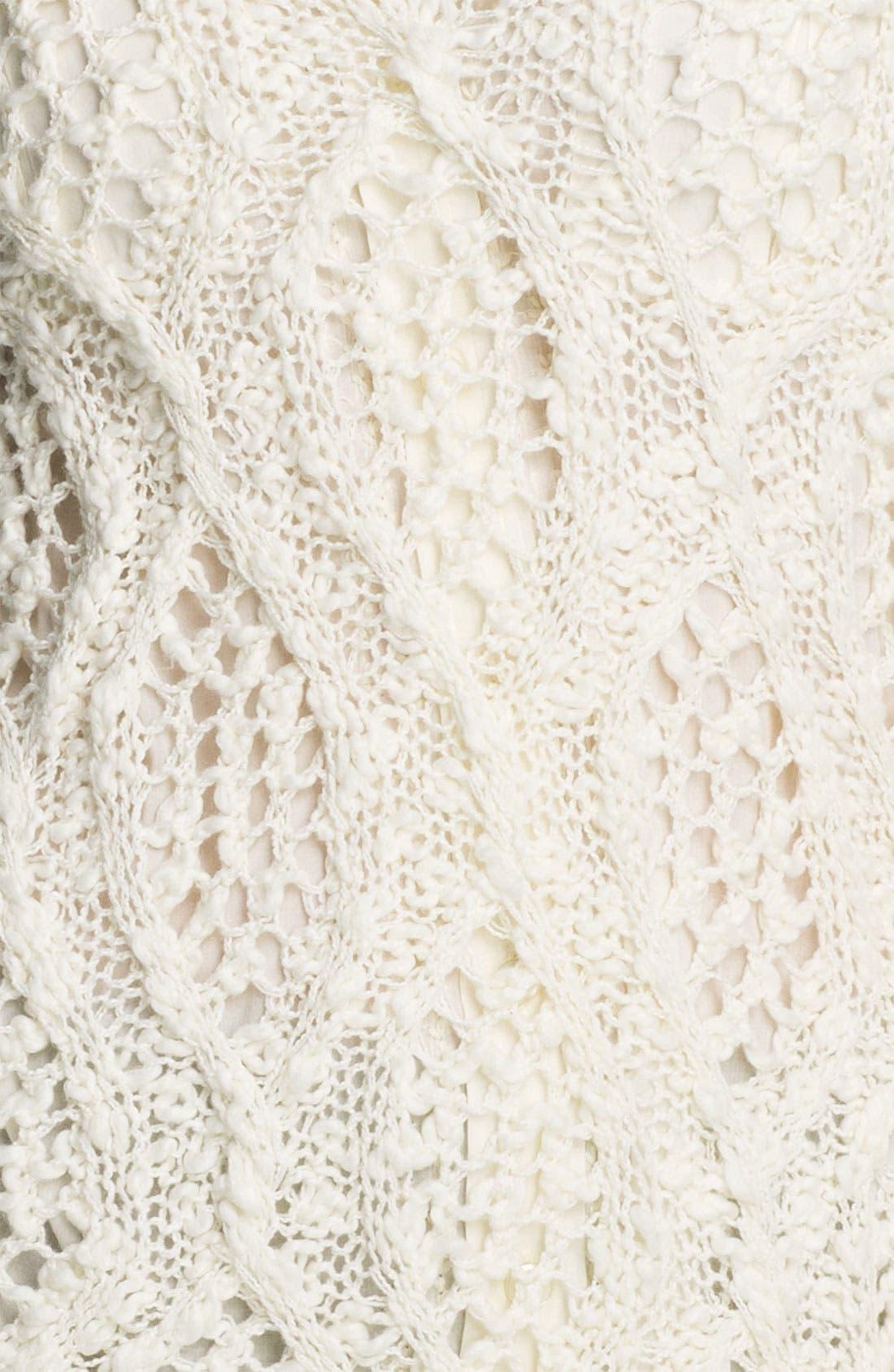 Alternate Image 3  - Lucky Brand 'Melinda' Sweater