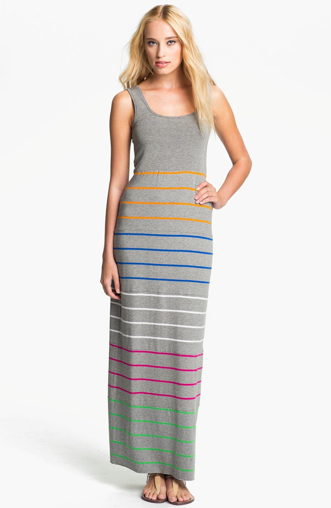 Alternate Image 1 Selected - Bailey 44 'Endurance' Stripe Maxi Dress