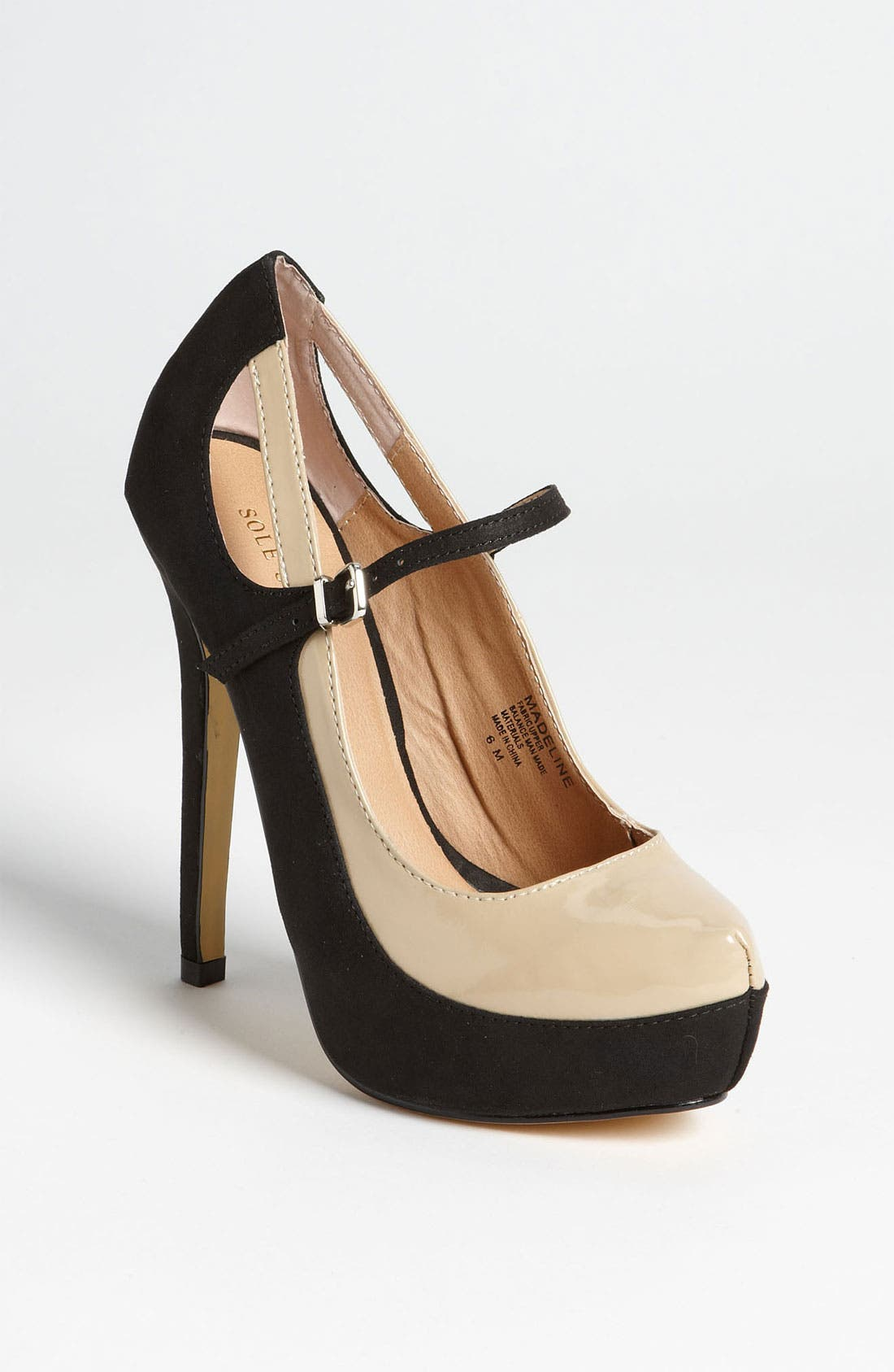 Alternate Image 1 Selected - Sole Society 'Madeline' Pump
