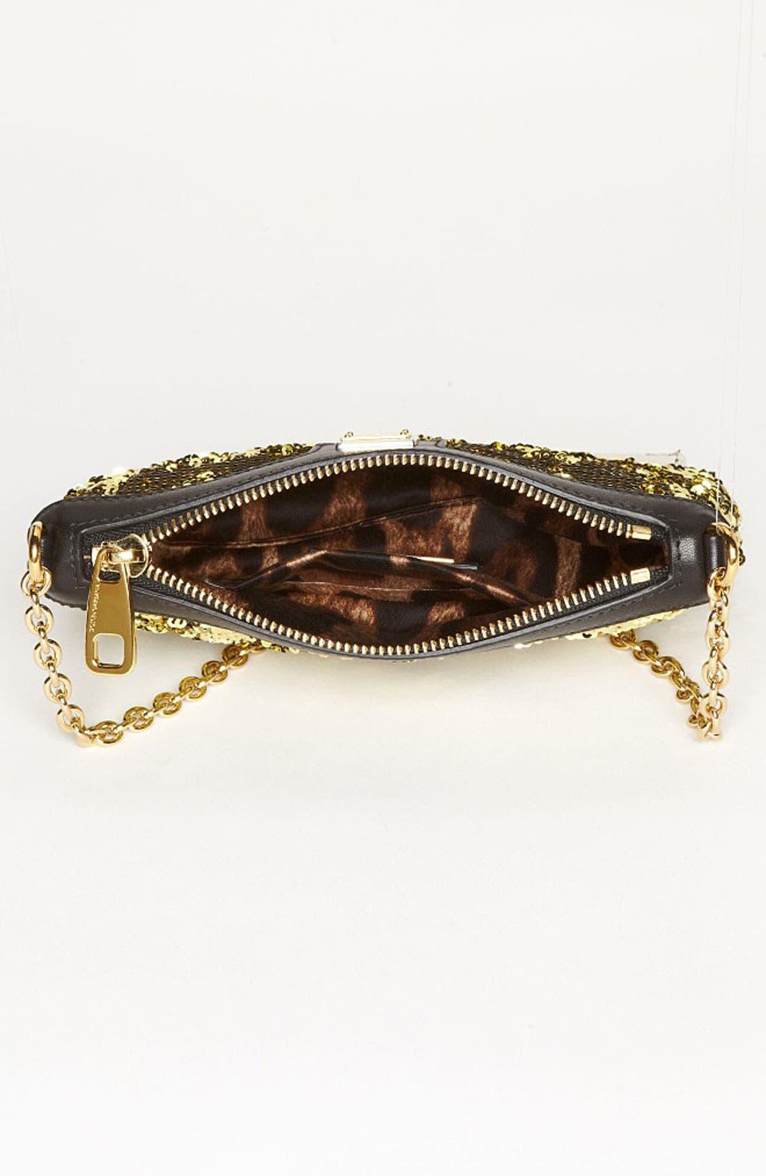 Alternate Image 3  - Dolce&Gabbana 'Miss Mini' Sequin Crossbody Bag