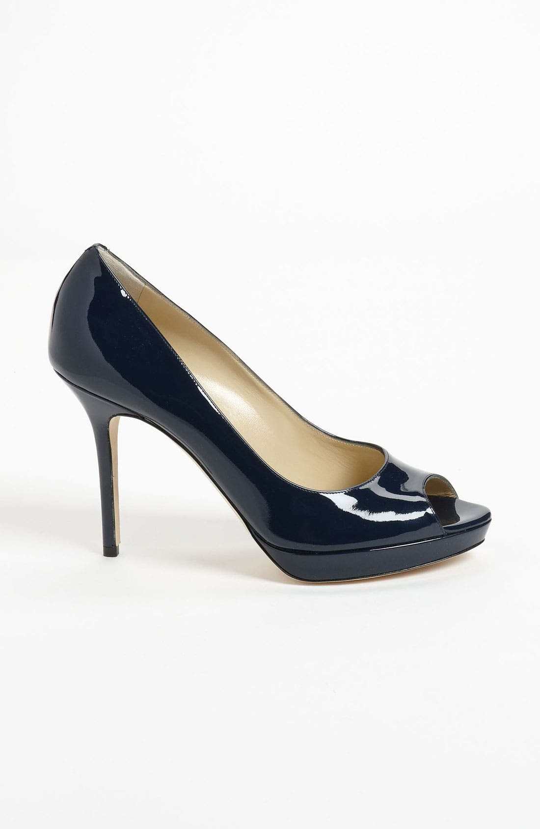 Alternate Image 3  - Jimmy Choo 'Luna' Peep Toe Platform Pump (Women)