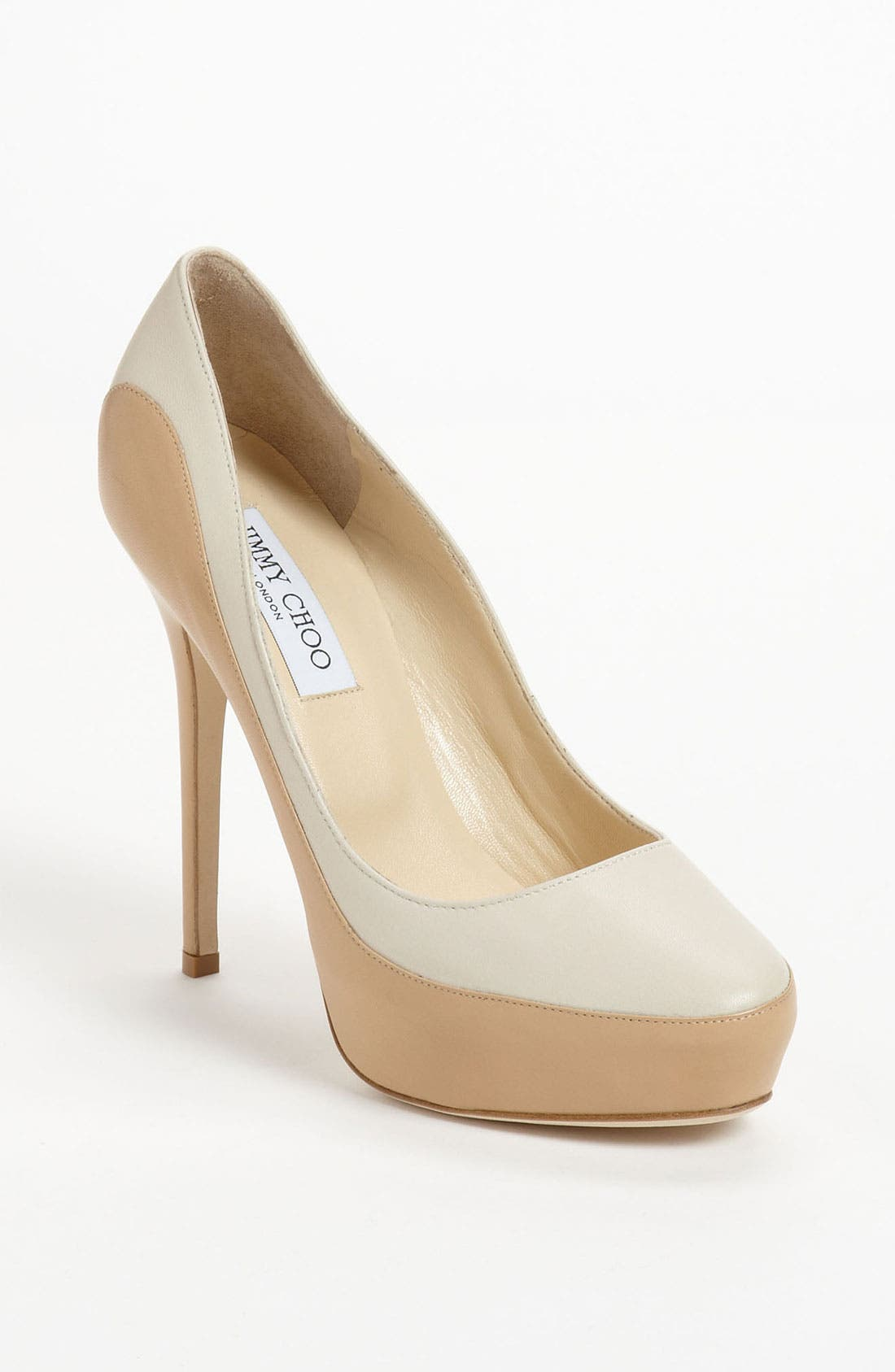 Alternate Image 1 Selected - Jimmy Choo 'Sepia' Pump