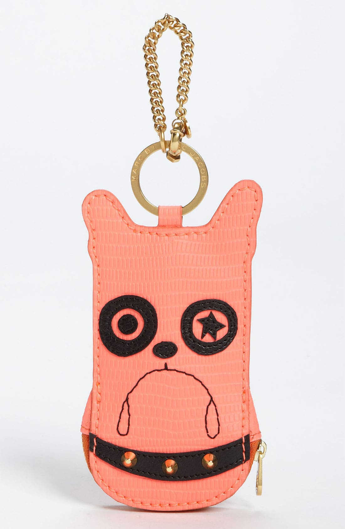 Alternate Image 1 Selected - MARC BY MARC JACOBS 'Pickles the Bulldog' Coin Purse