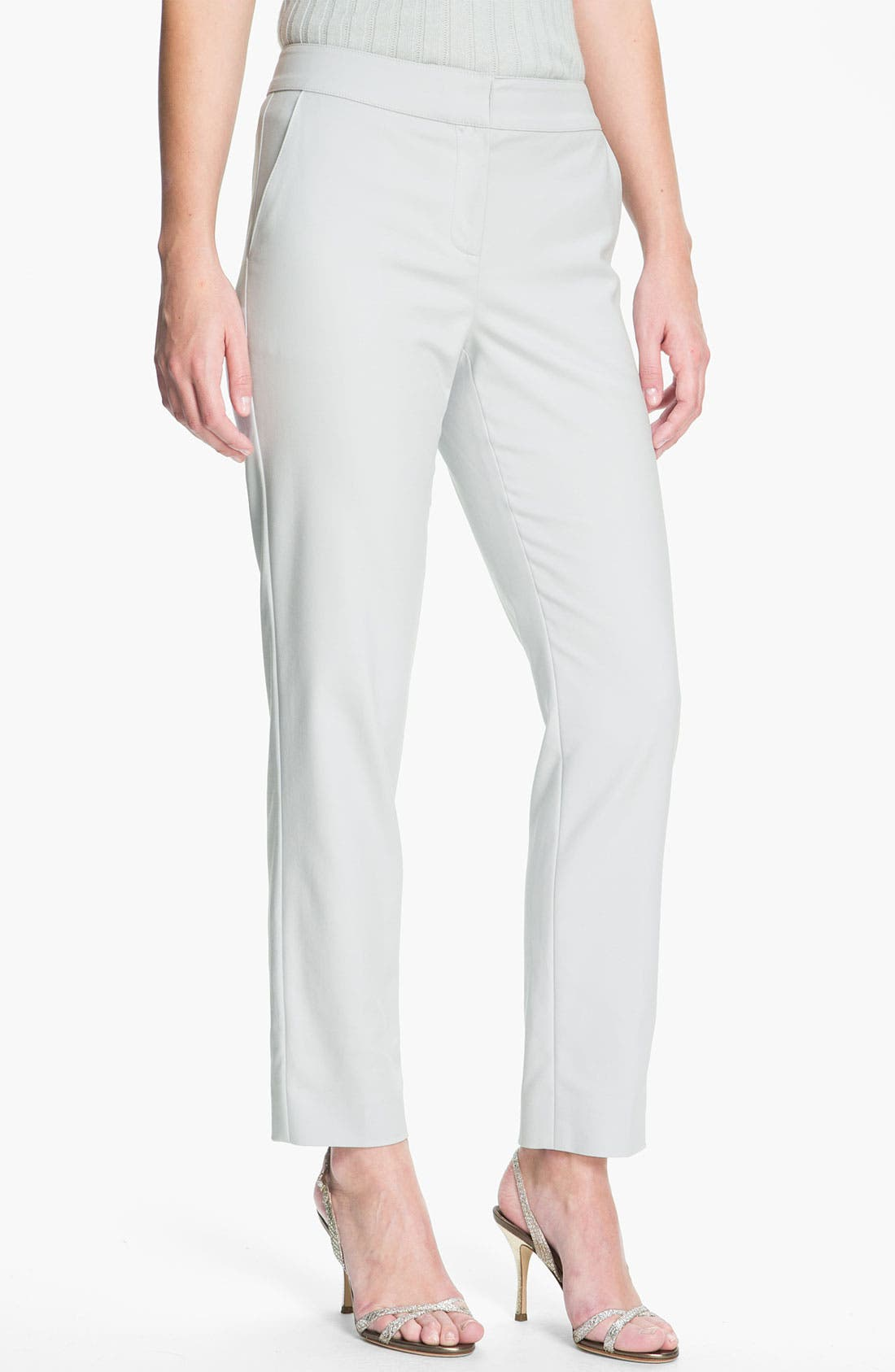 Alternate Image 2  - St. John Collection 'Emma' Crop Pants