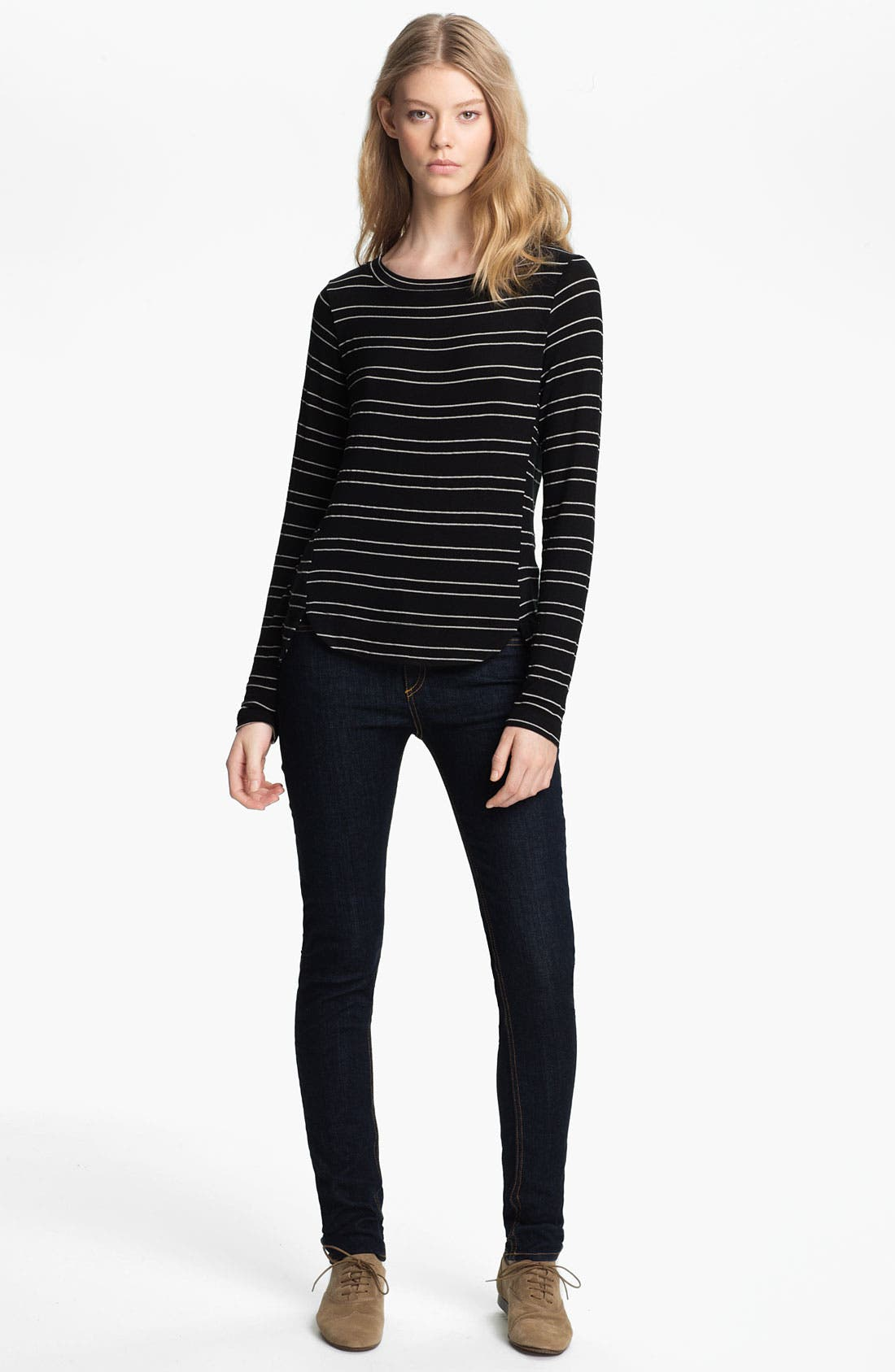 Alternate Image 1 Selected - Kain 'Una' Stripe Sweater