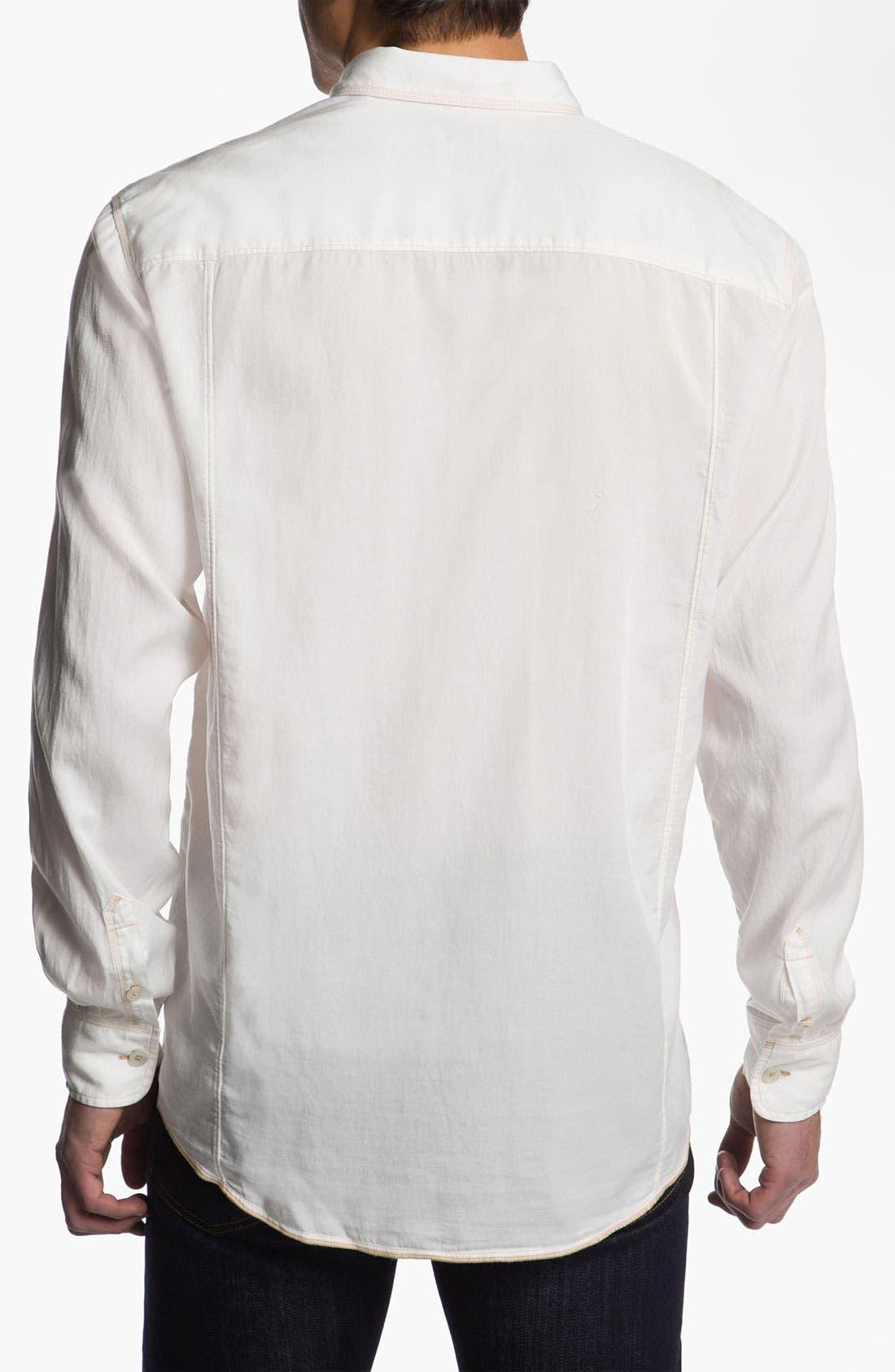 Alternate Image 2  - Tommy Bahama Denim 'Twilly Nelson' Shirt