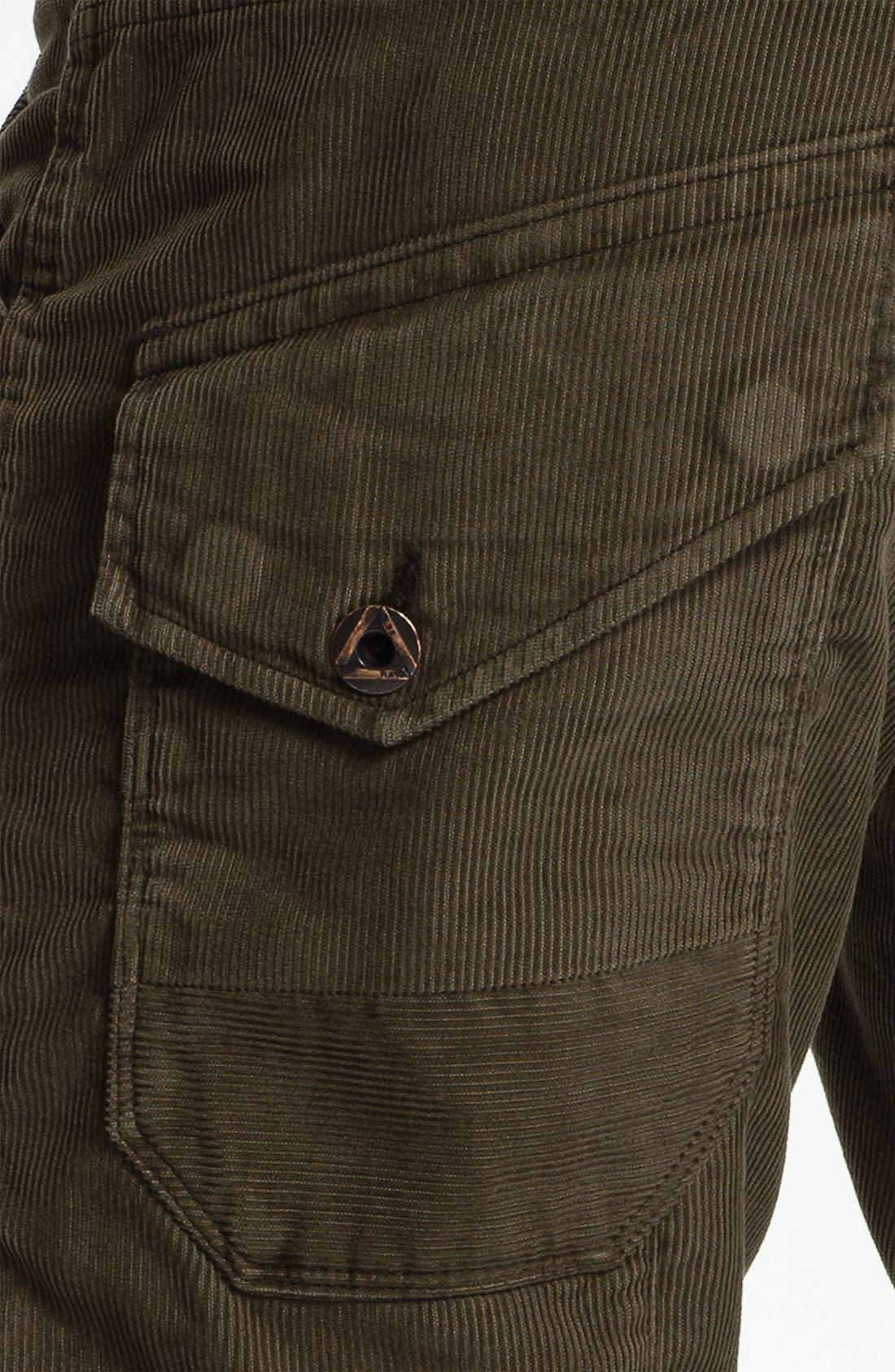Alternate Image 3  - G-Star Raw 'Skiff' Straight Leg Corduroy Pants
