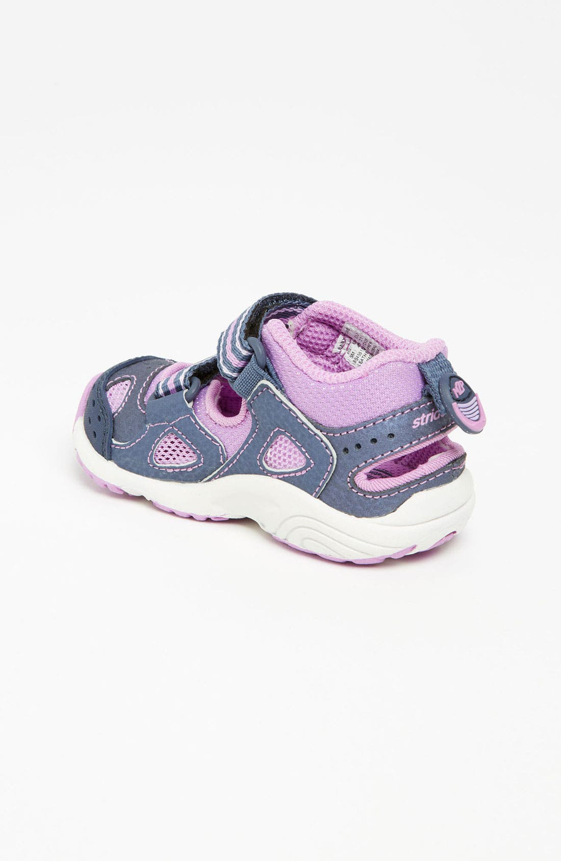 Alternate Image 2  - Stride Rite 'Baby Liddie' Sandal (Baby, Walker & Toddler)