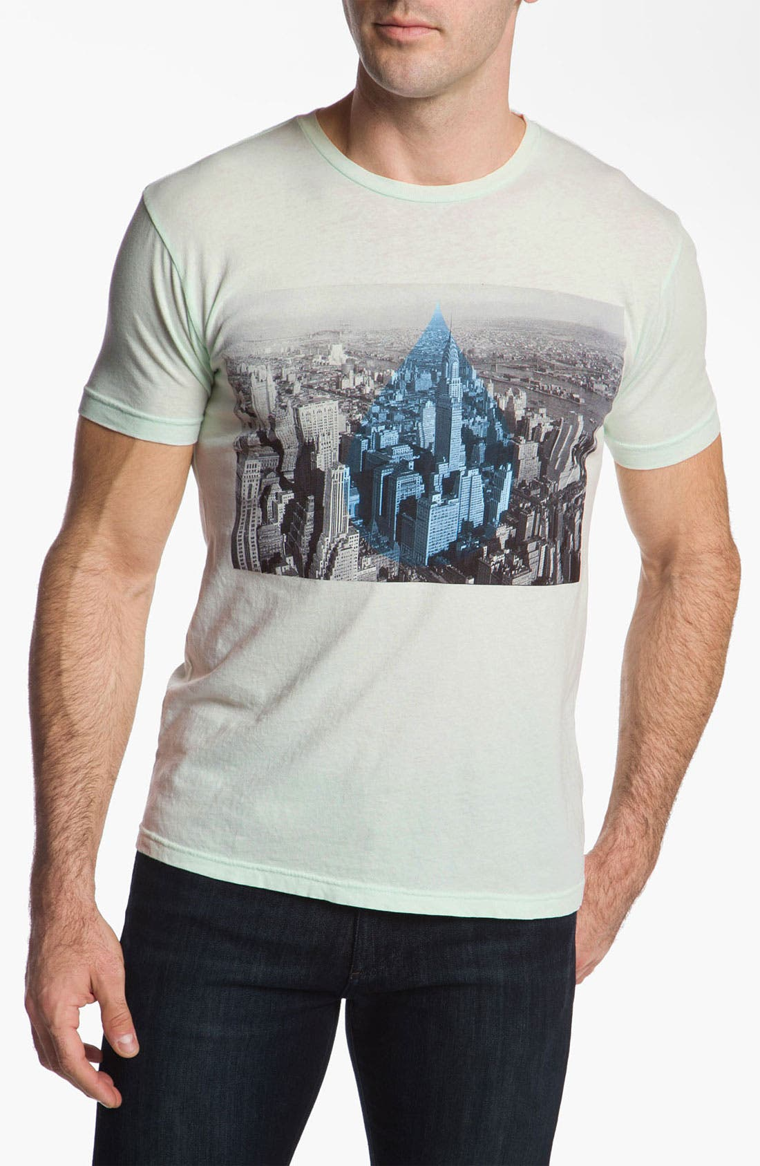 Alternate Image 1 Selected - Element 'City Lights' Graphic T-Shirt