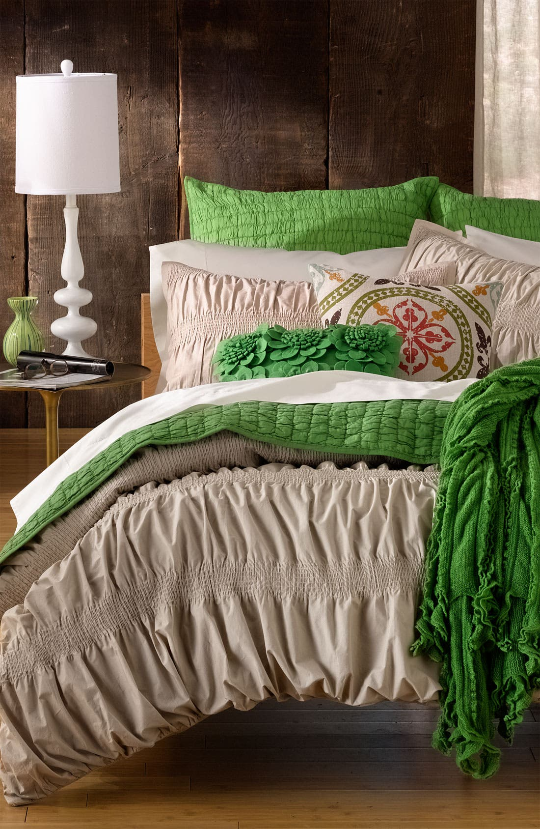 Alternate Image 3  - Nordstrom at Home 'Alice' Euro Sham