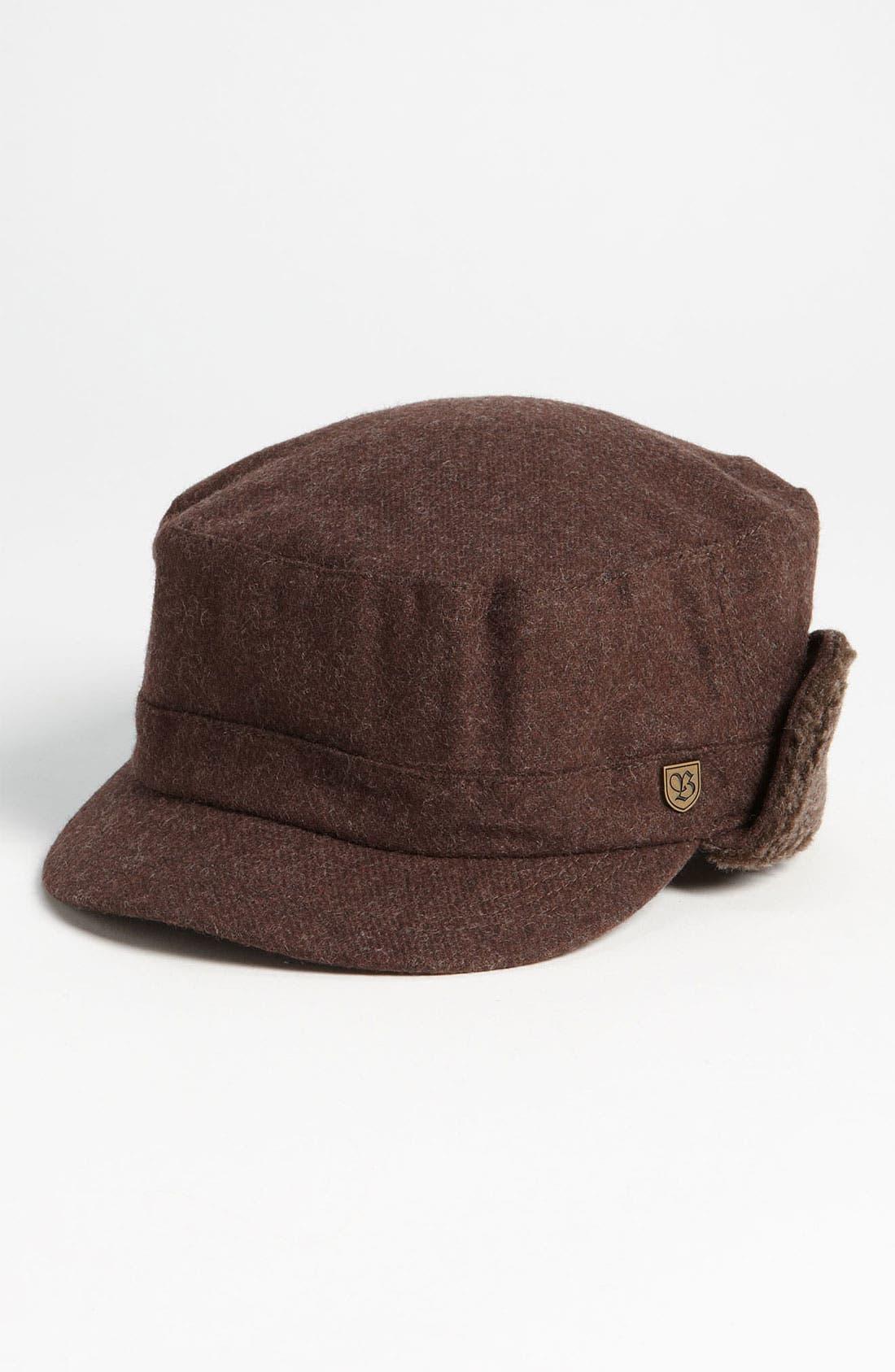 Alternate Image 1 Selected - Brixton 'Lodge' Military Cap