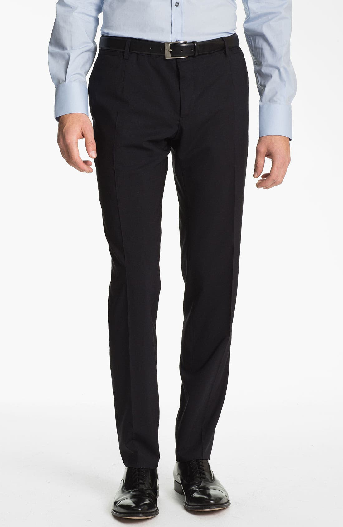 Alternate Image 4  - Dolce&Gabbana 'Martini' Stretch Wool Suit