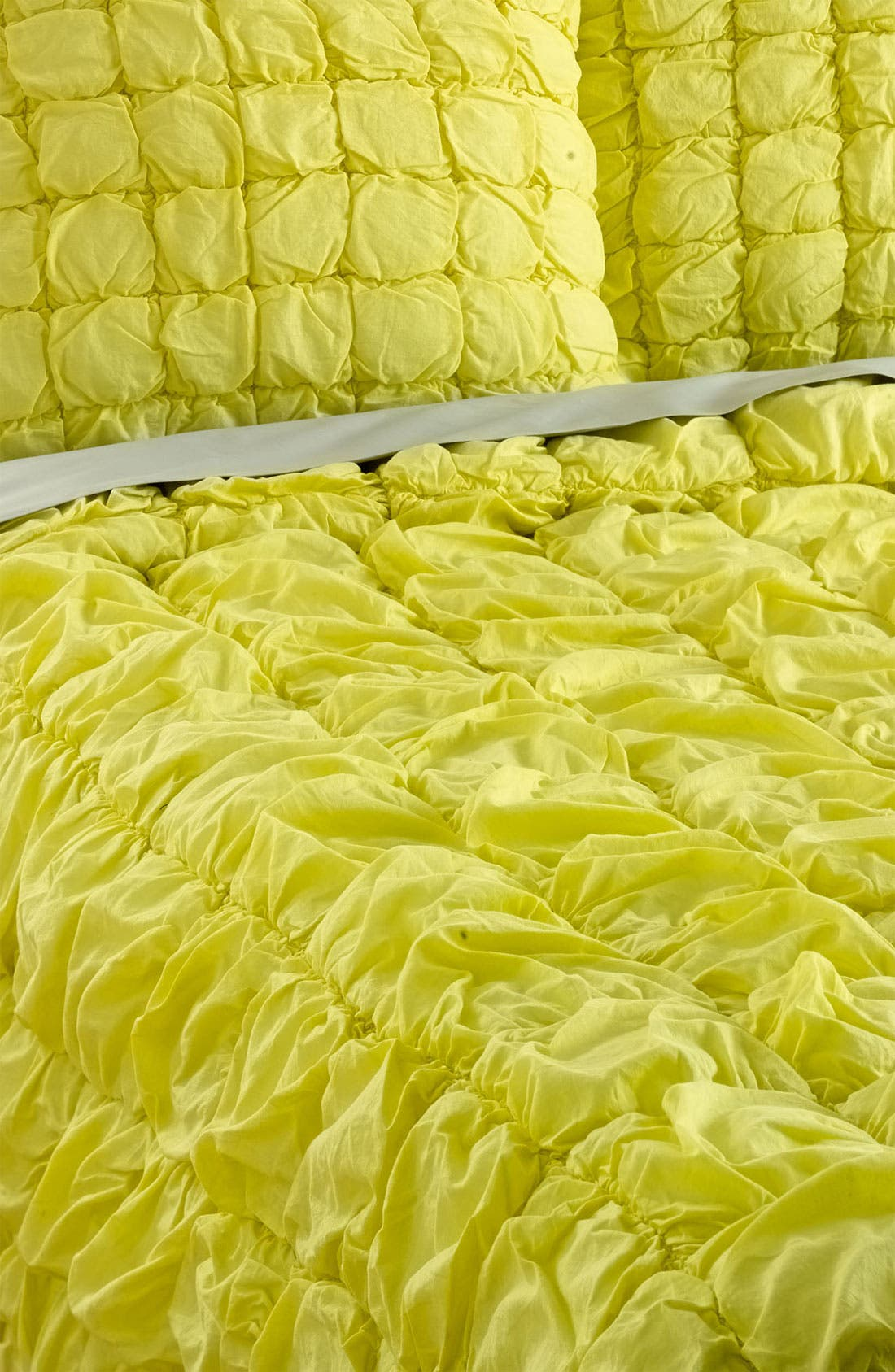 Main Image - Nordstrom at Home 'Ruched Squares' Comforter