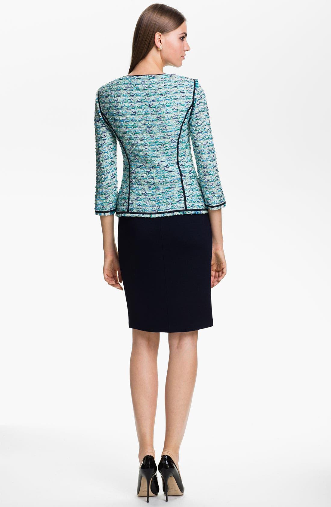 Alternate Image 3  - St. John Collection 'Valmer' Tweed Jacket