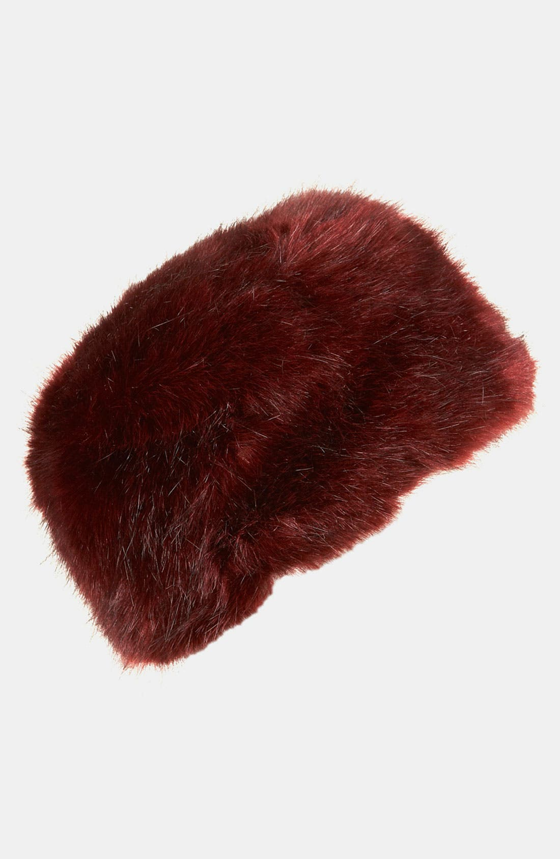 Main Image - Topshop Faux Fur Cossack Hat
