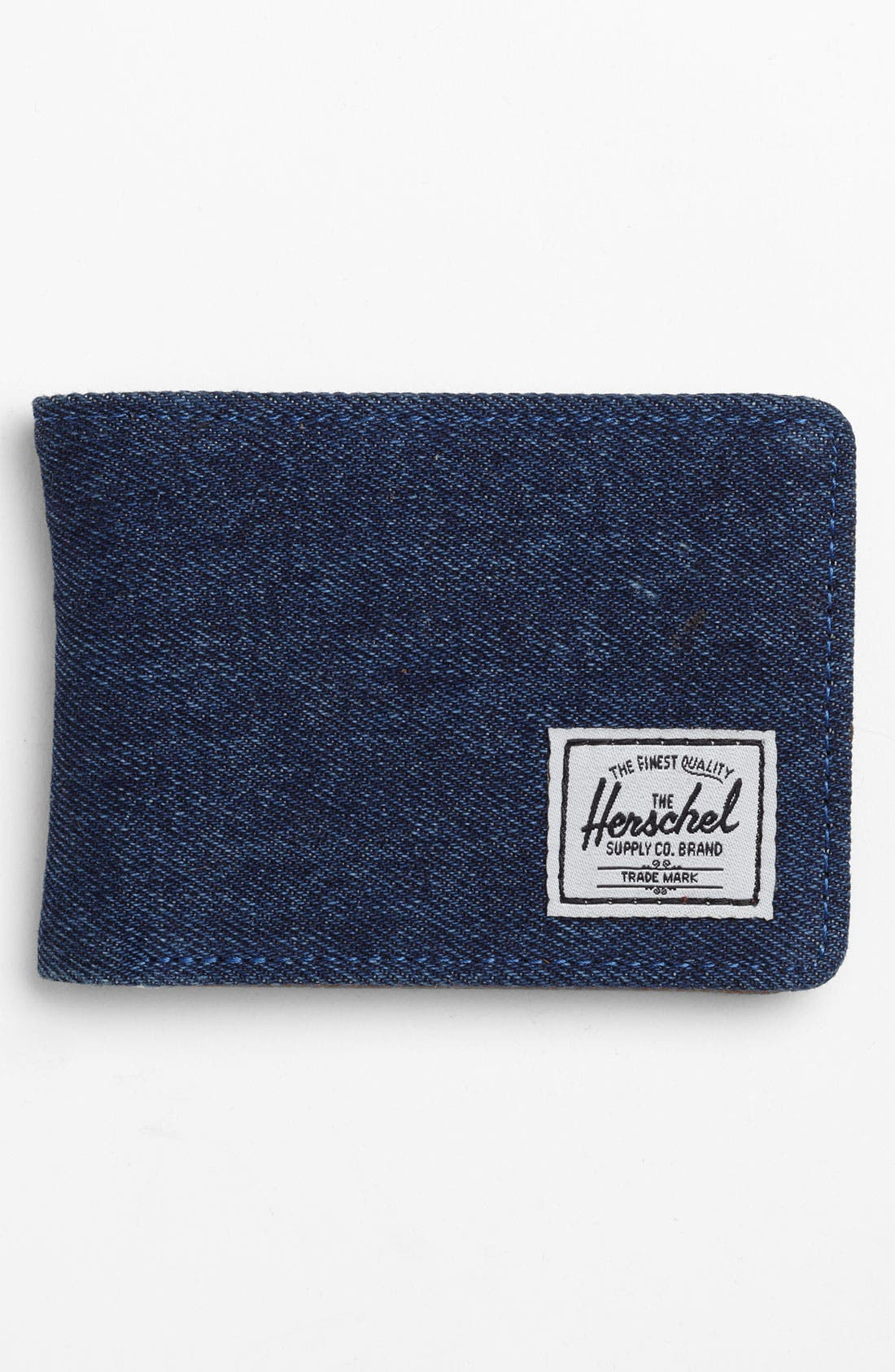 Alternate Image 2  - Herschel Supply Co. 'Hank - Denim Collection' Wallet
