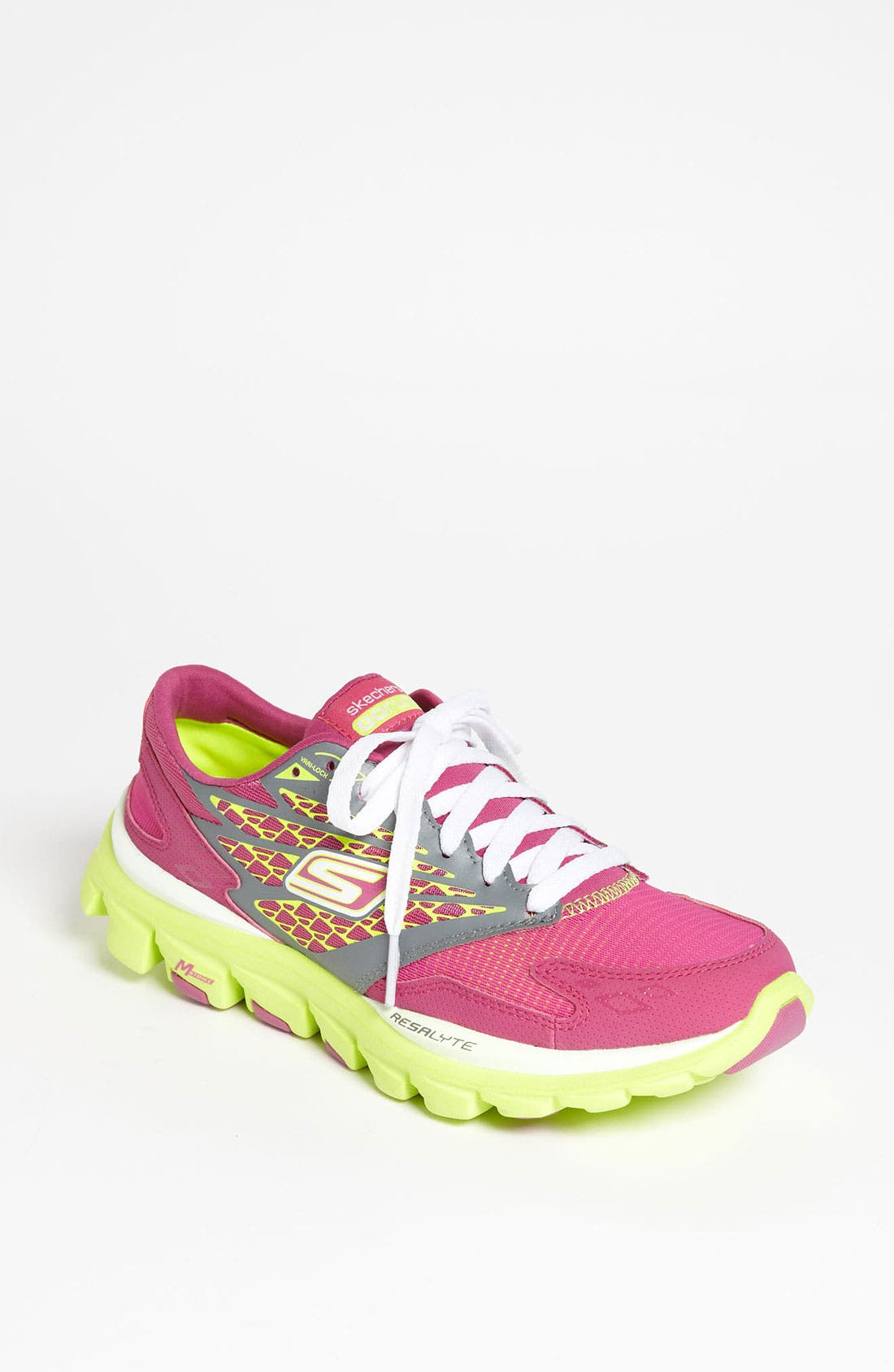 Alternate Image 1 Selected - SKECHERS 'GOrun Ride' Running Shoe (Women)