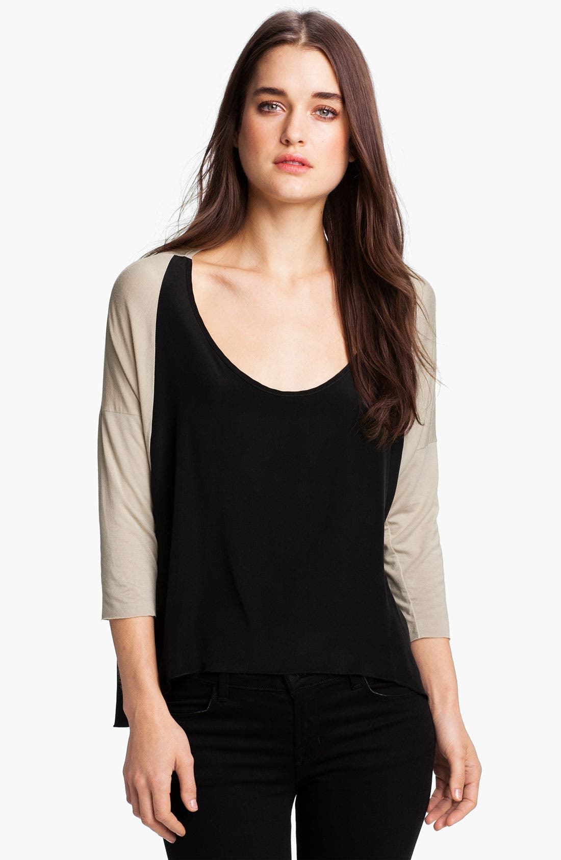 Alternate Image 1 Selected - Bailey 44 Colorblock Dolman Top