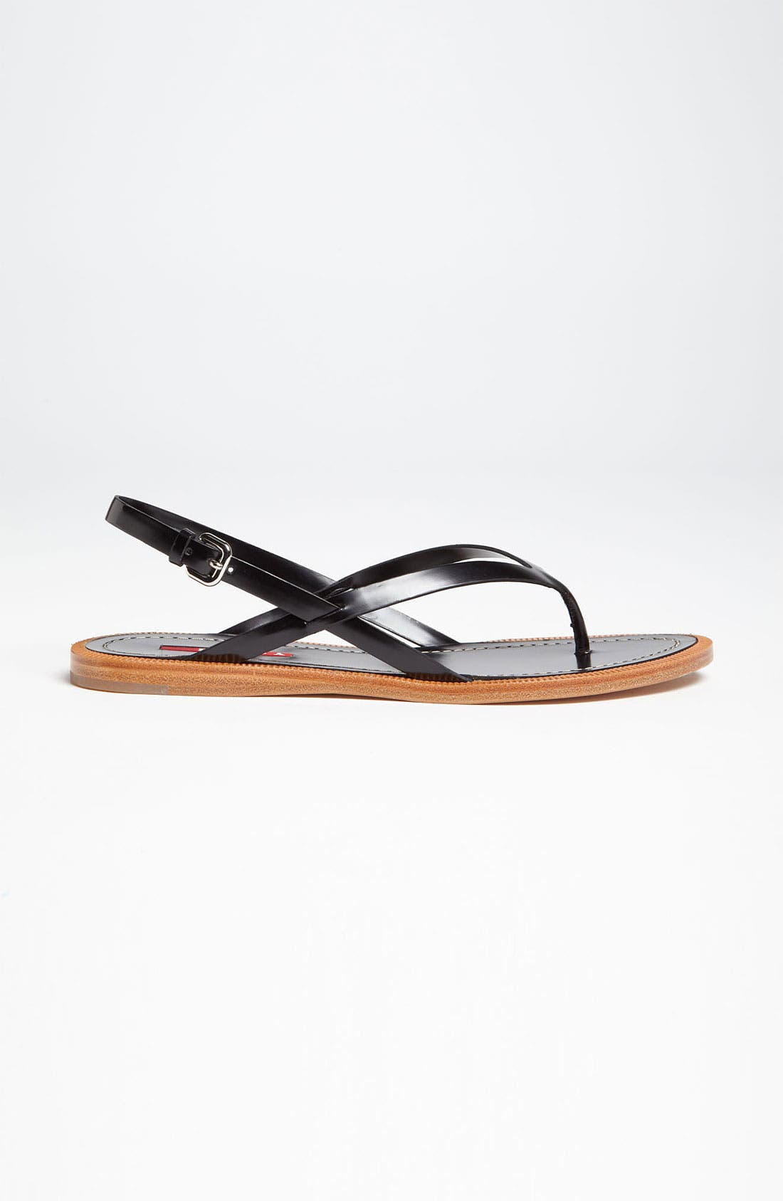 Alternate Image 4  - Prada Flat Sandal
