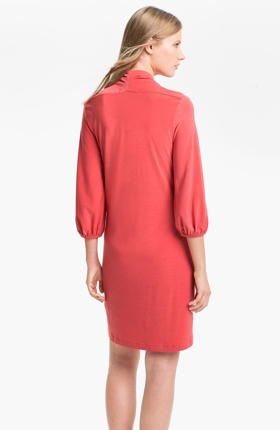 Alternate Image 2  - Alex & Ava Jersey Shift Dress