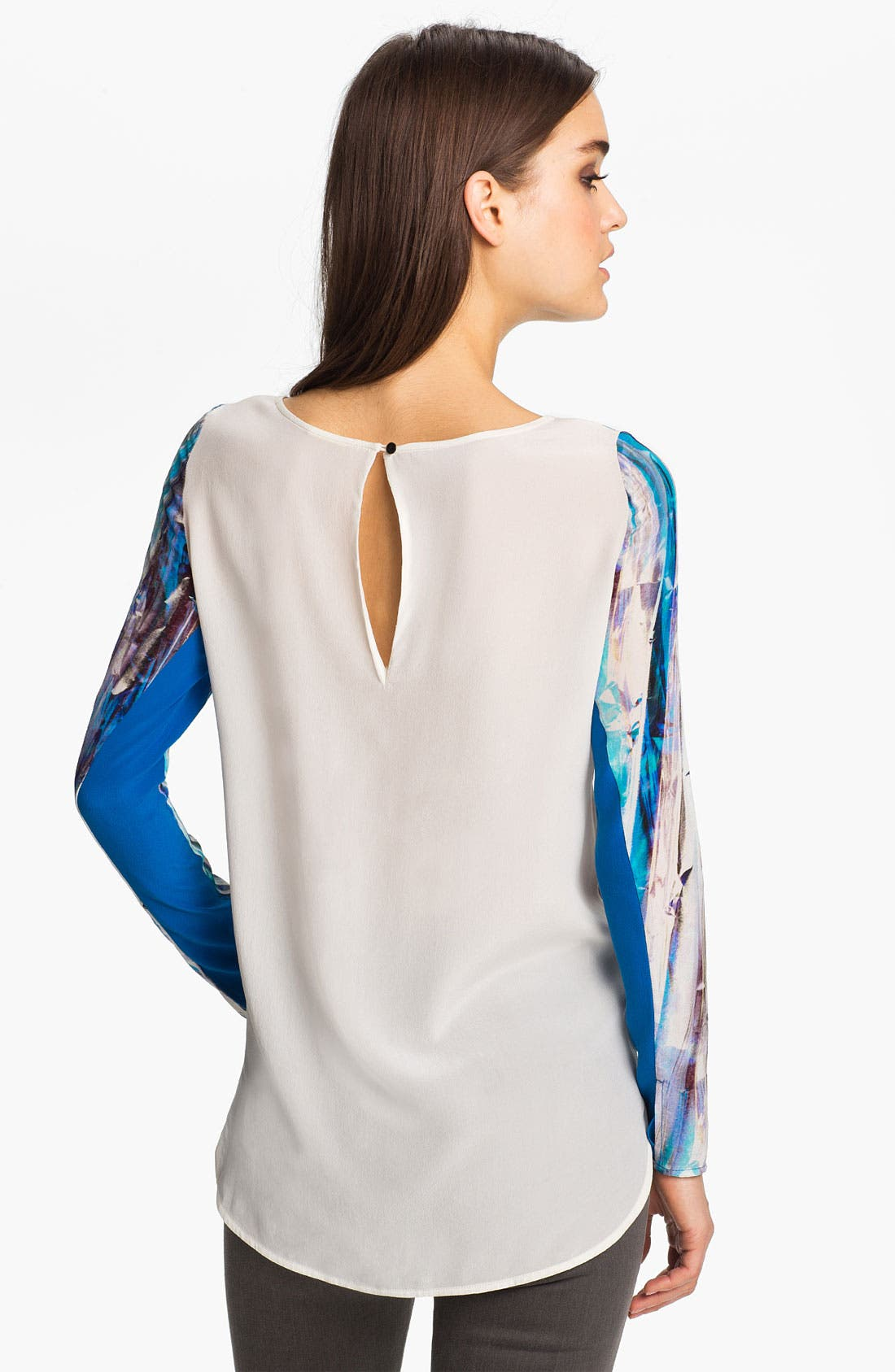 Alternate Image 2  - Rebecca Minkoff 'Leah' Crystal Print Top