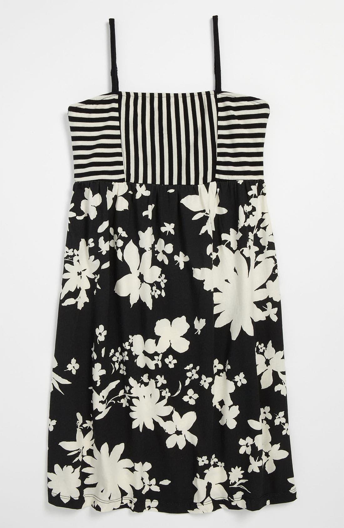 Alternate Image 1 Selected - 'High Ten' Dress (Big Girls)