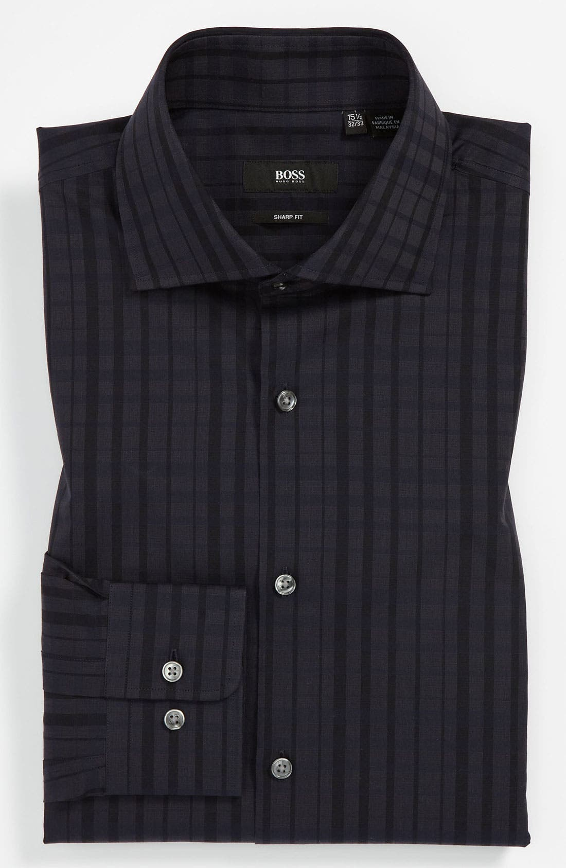 Main Image - BOSS Black Sharp Fit Dress Shirt