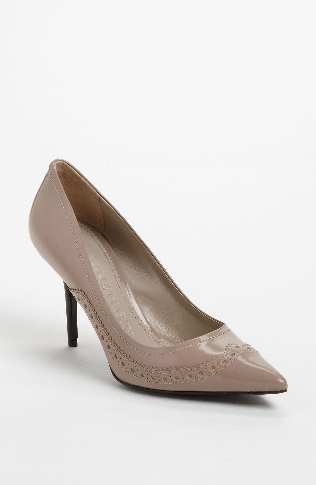 Main Image - Burberry 'Kenway' High Pump