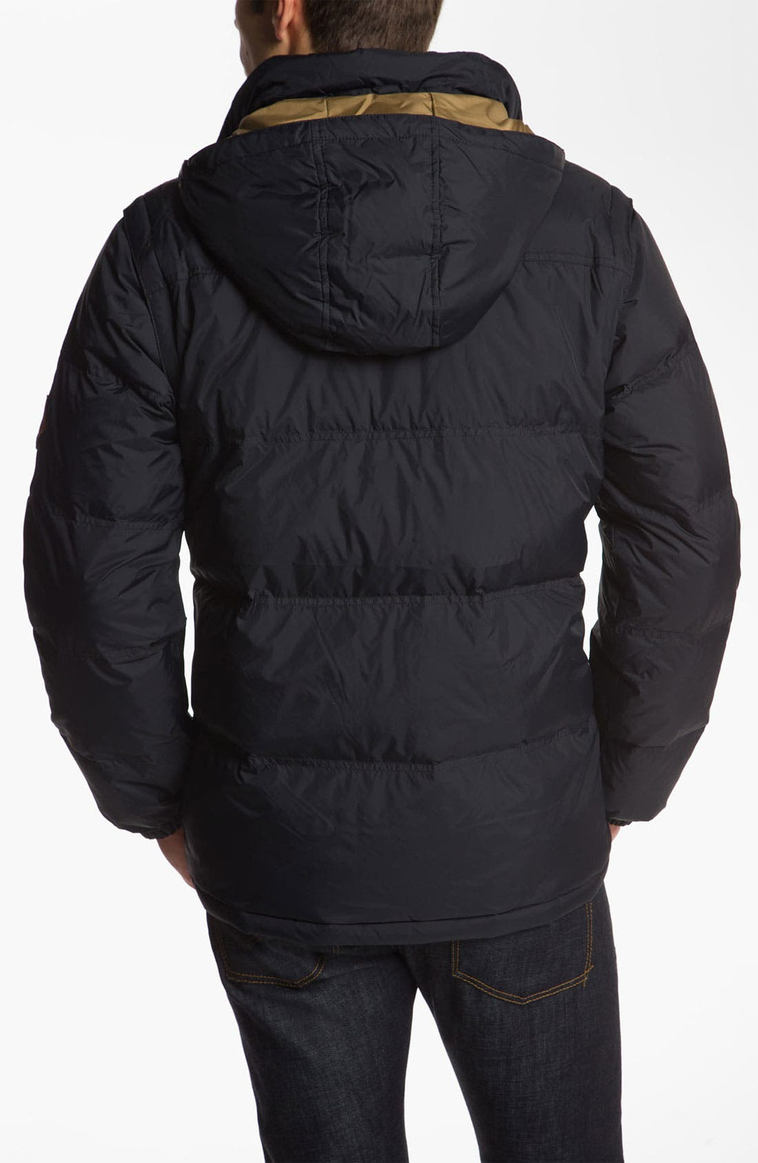 Alternate Image 2  - Volcom 'Dabbling' Quilted Parka